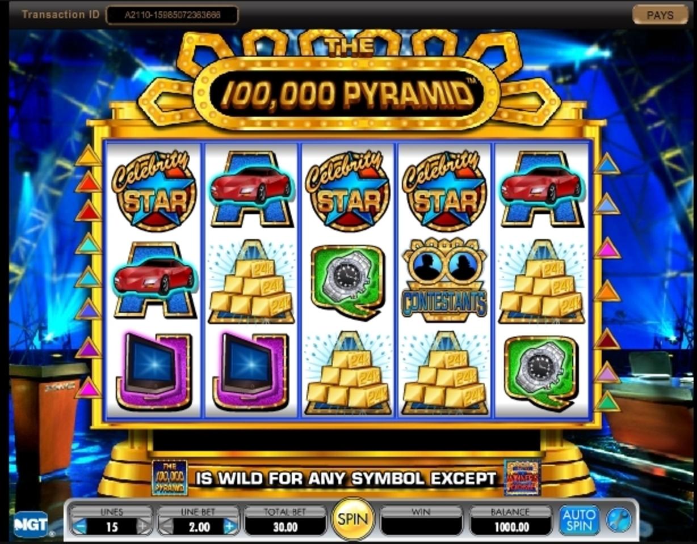 Slot Machine Online Demo