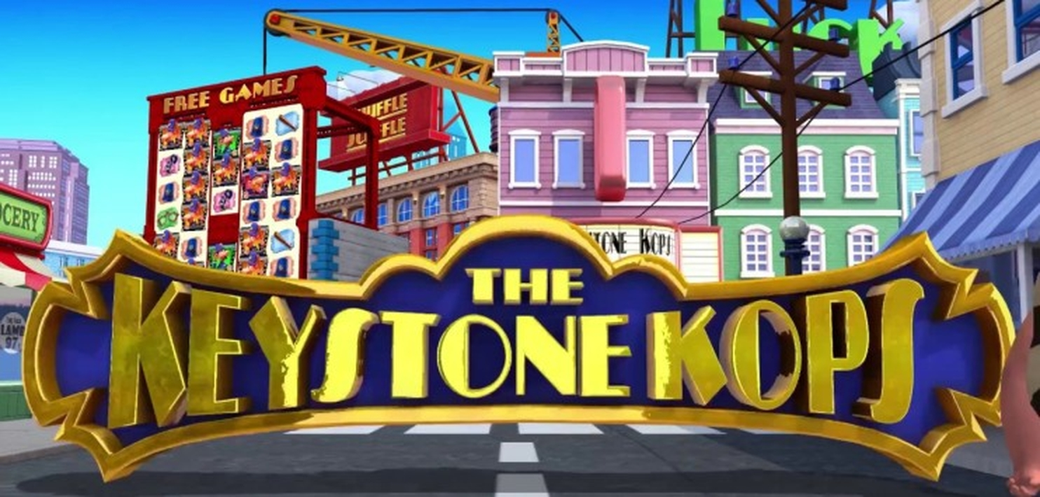The The Keystone Kops Online Slot Demo Game by IGT