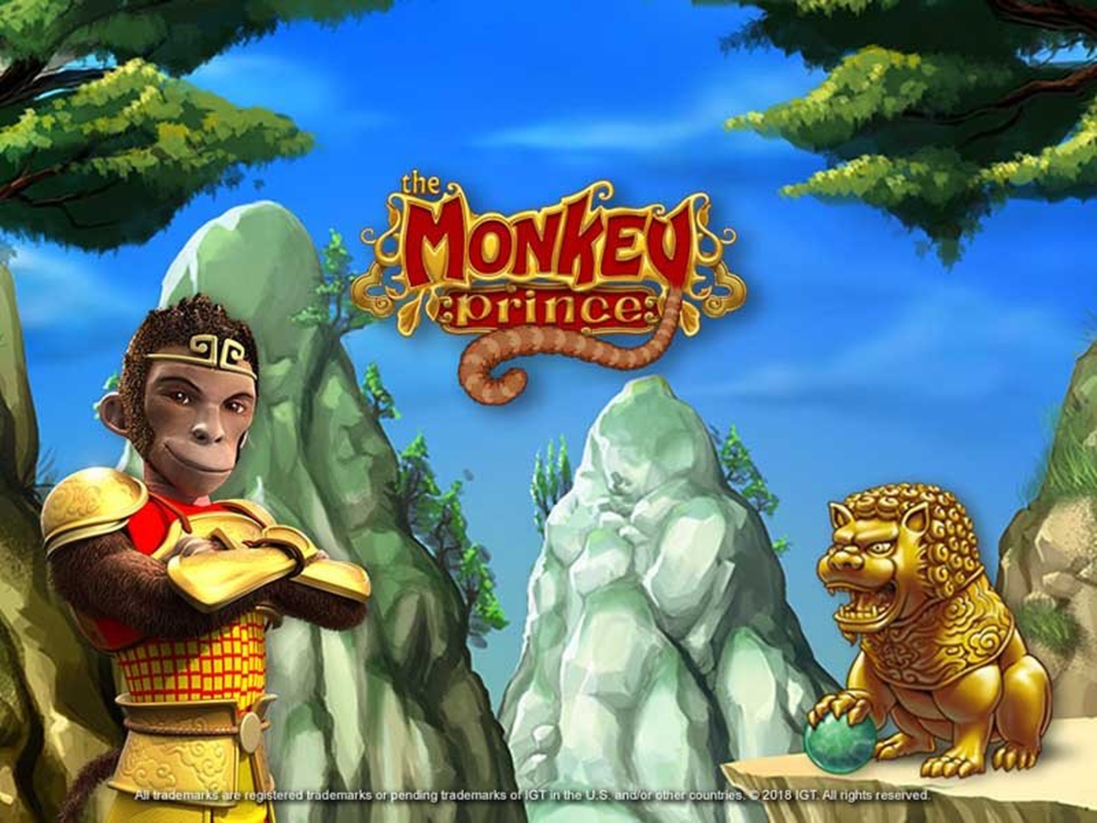 The The Monkey Prince Online Slot Demo Game by IGT