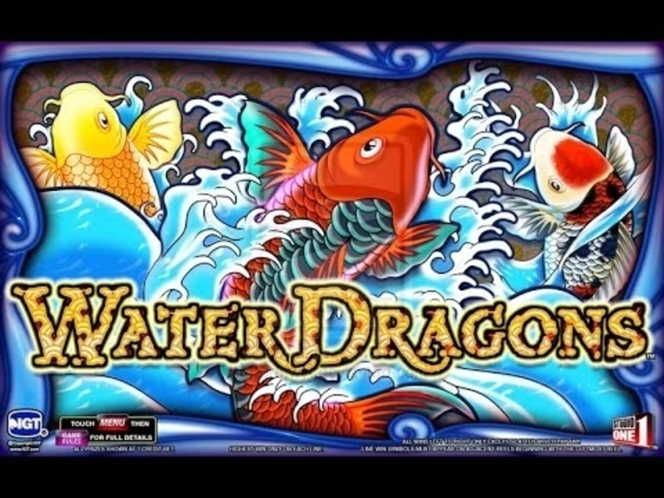 Water Dragons Online Slot Demo Game by IGT