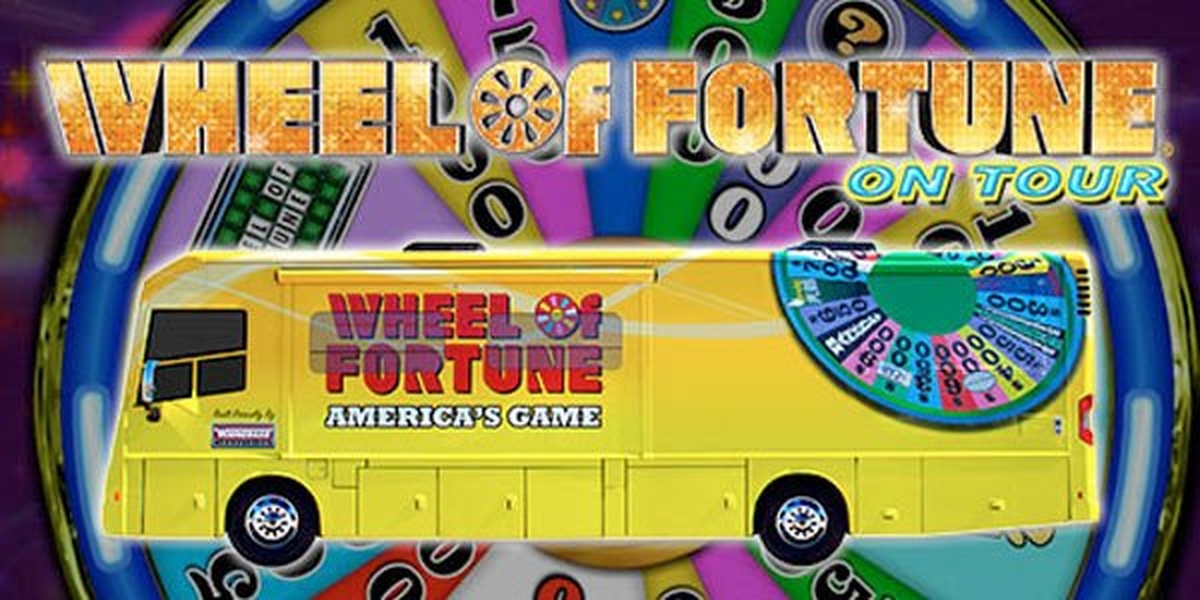 Reels in Wheel of Fortune on tour Slot Game by IGT