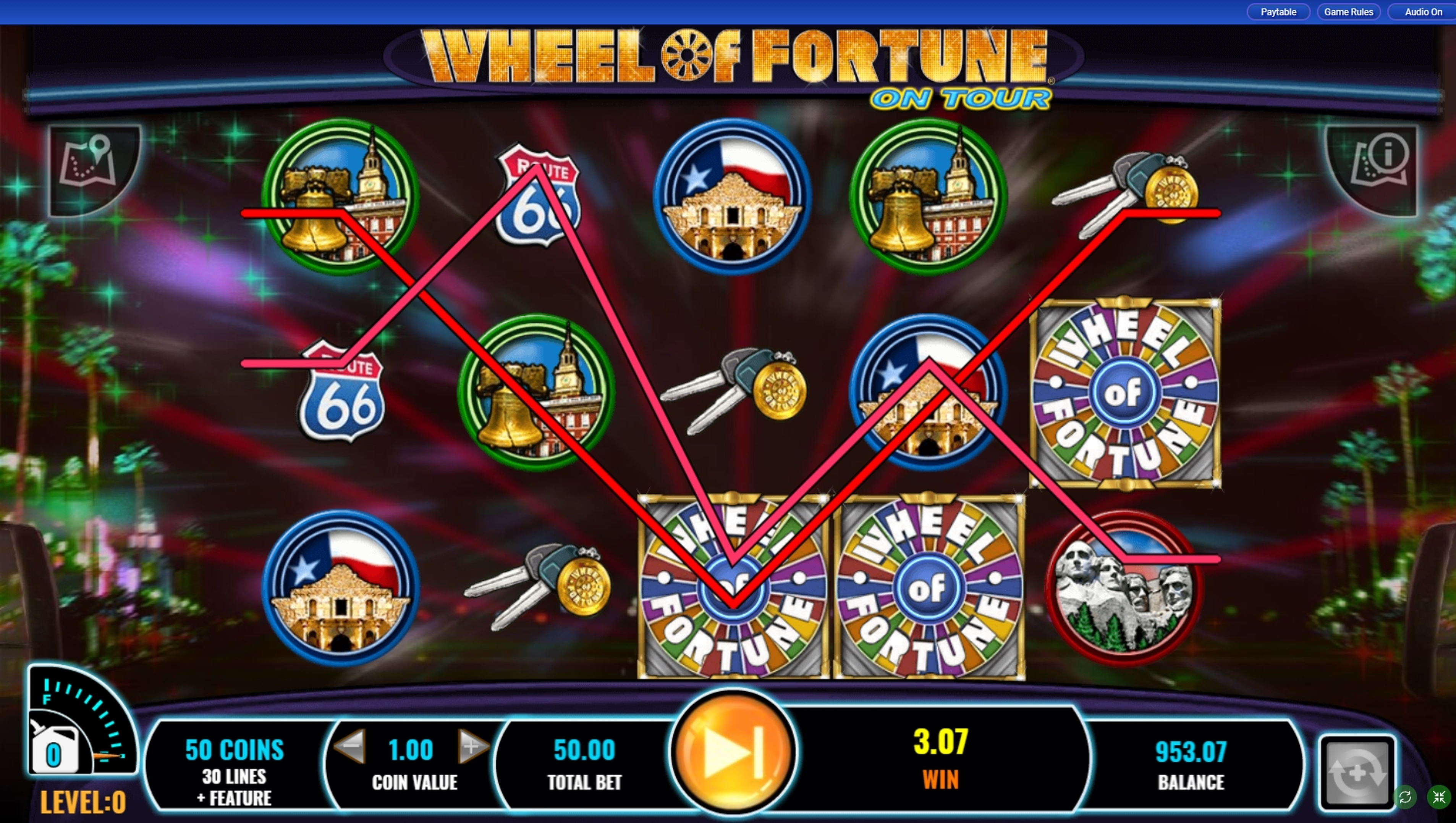 Las vegas online slot machines
