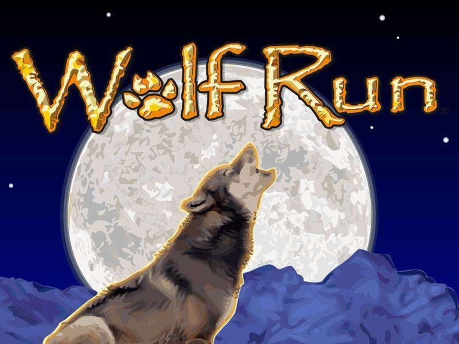 Wolf Run Online Slot Demo Game by IGT
