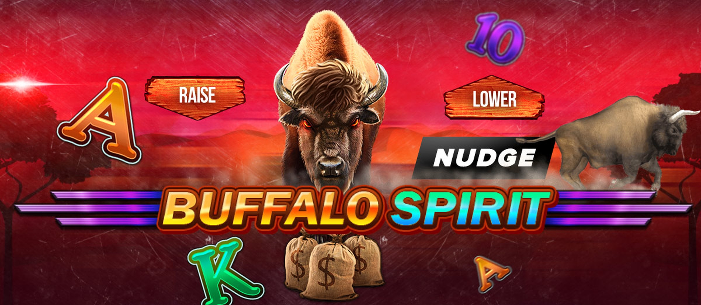 Buffalo Spirit (InBet Games) Online Slot Demo Game by Inbet Games