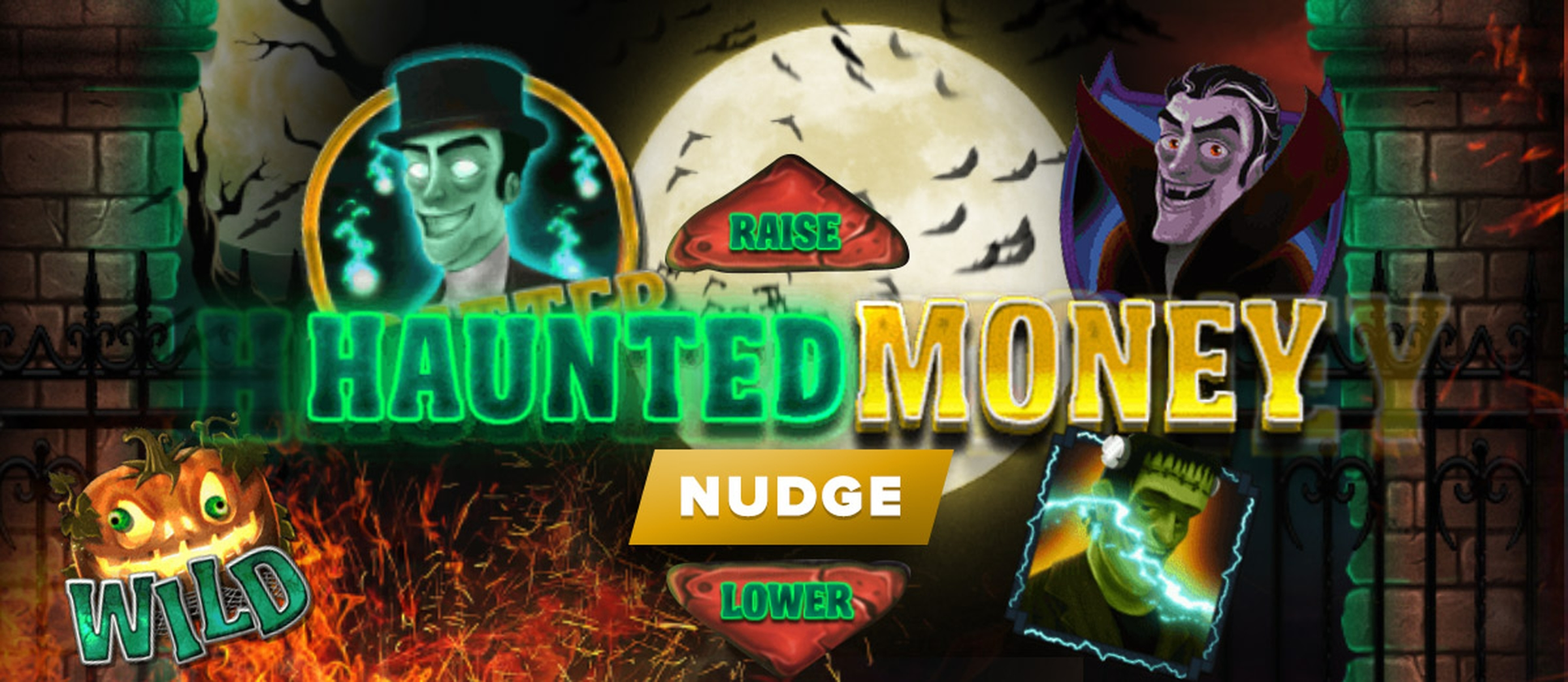 Haunted Money Nudge Online Slot Demo Game by Inbet Games