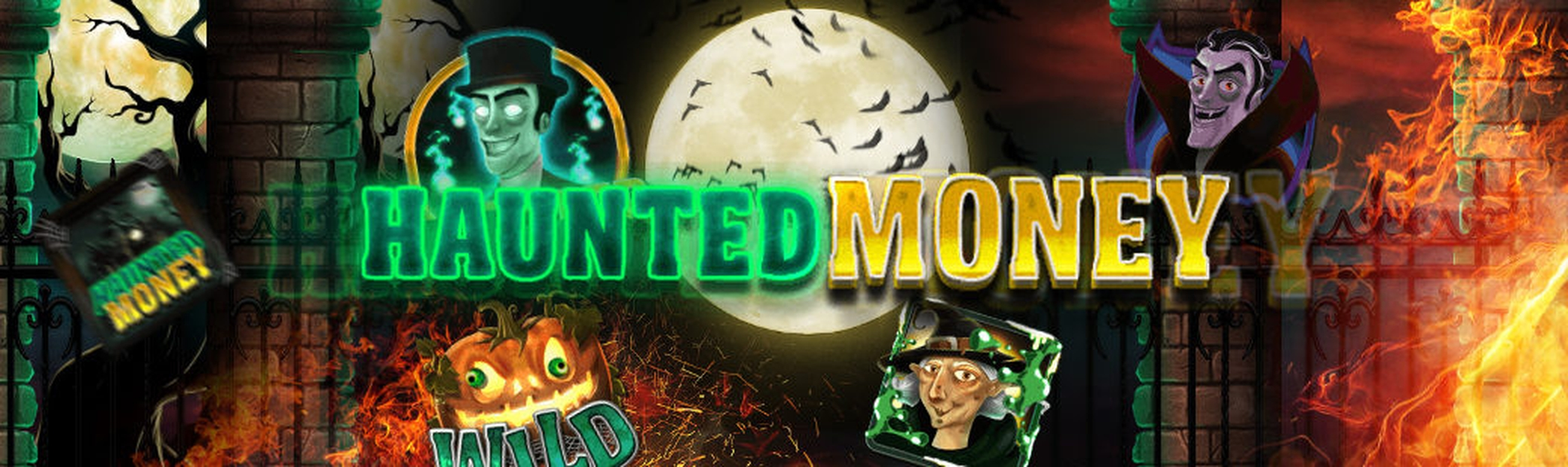 Haunted Money Online Slot Demo Game by Inbet Games