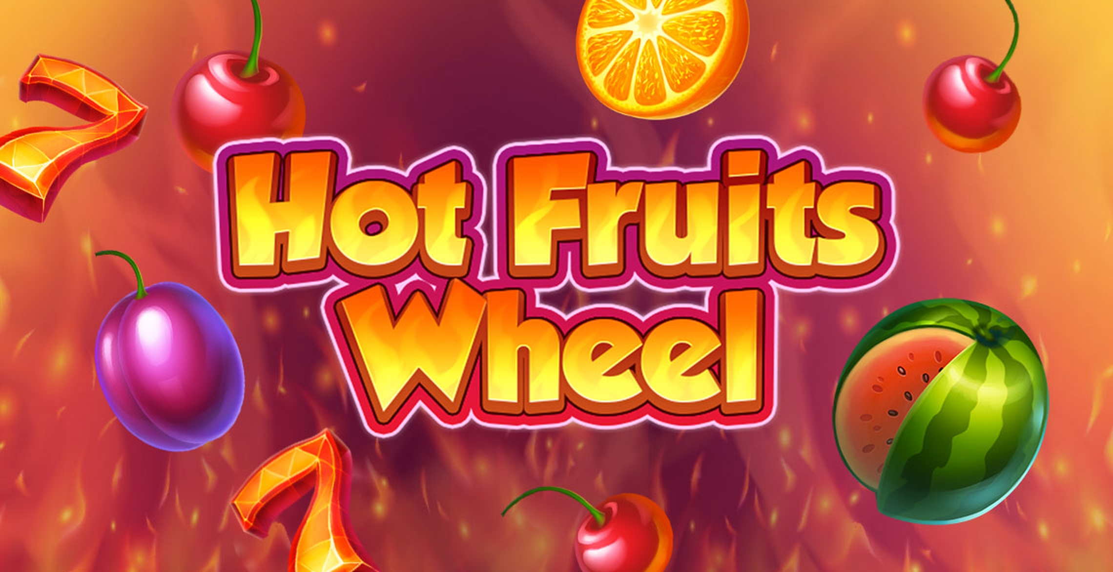 Reels in Hot Fruits Wheel Slot Game by Inbet Games