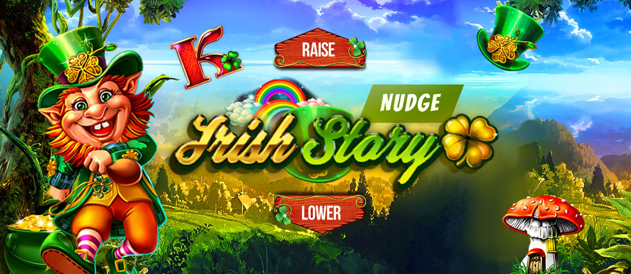 Irish Story Online Slot Demo Game by Inbet Games