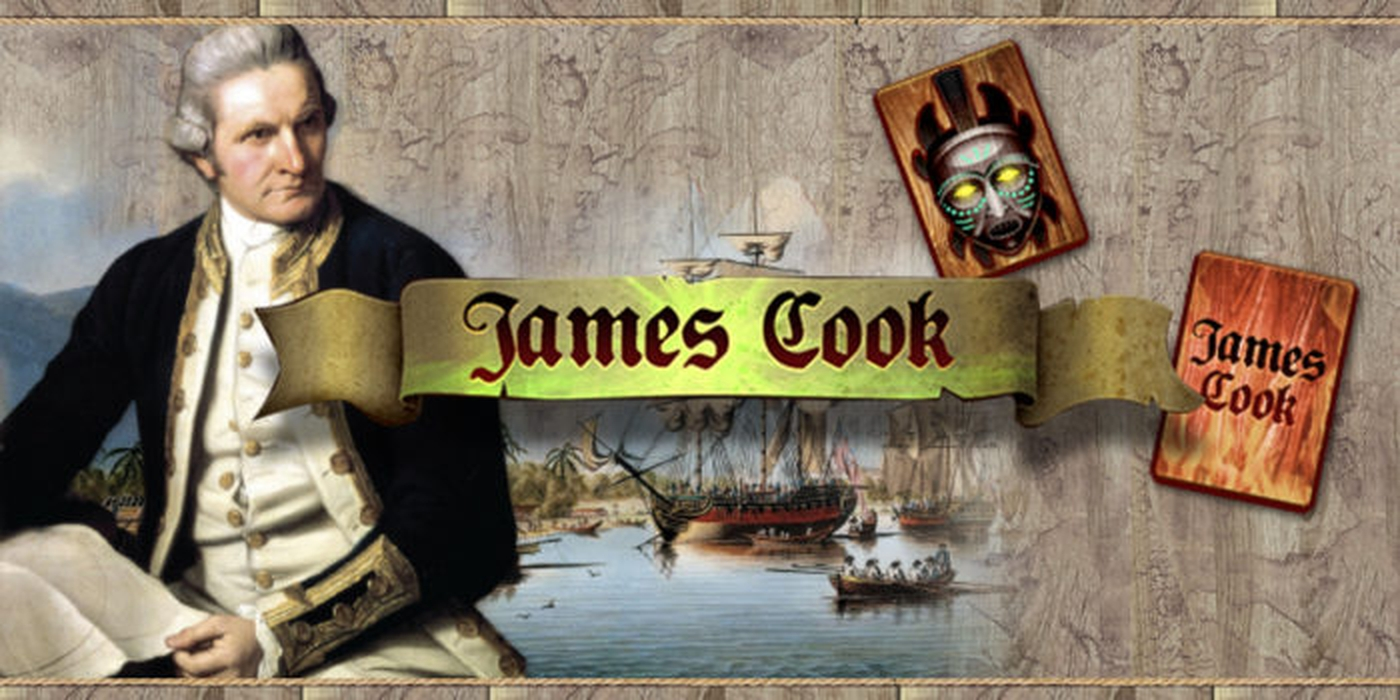 James Cook Online Slot Demo Game by Inbet Games