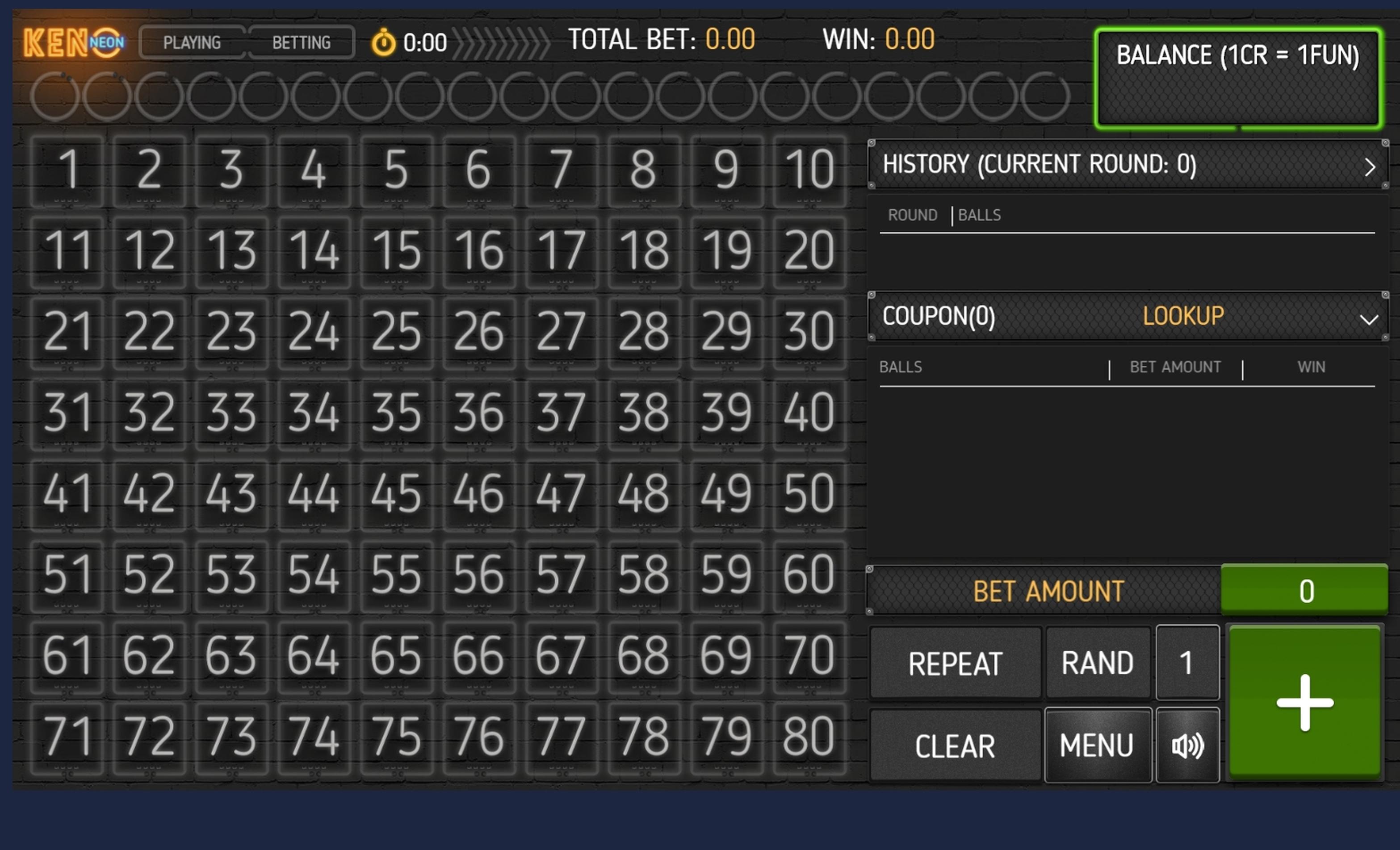 Slot Machine Free Gratis Keno