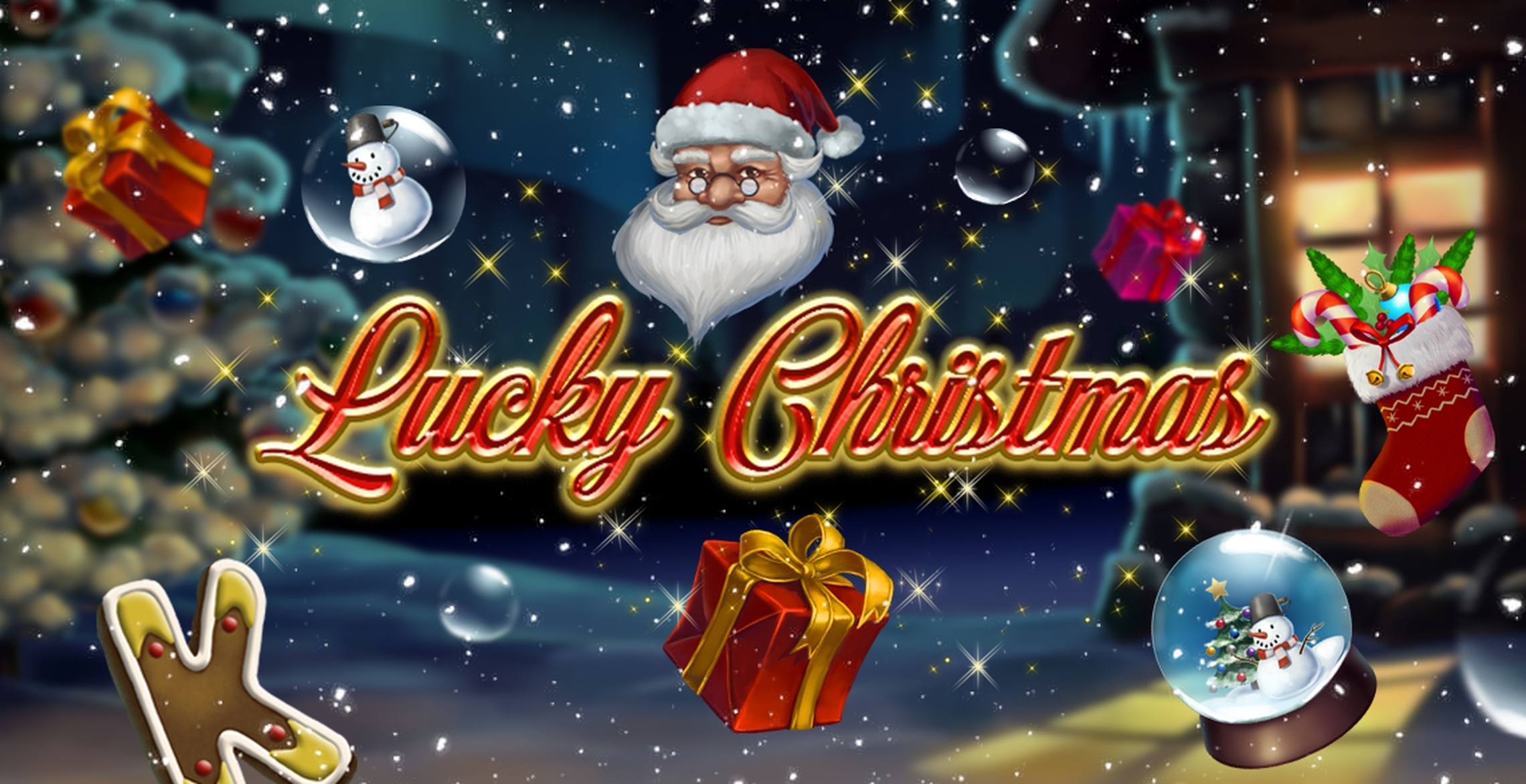 Lucky Christmas Online Slot Demo Game by Inbet Games