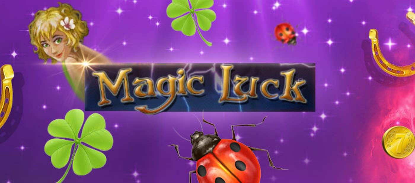 Magic Luck Online Slot Demo Game by Inbet Games
