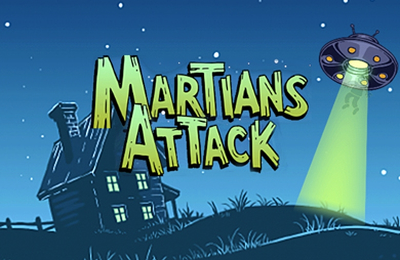 Martians Atack Online Slot Demo Game by Inbet Games