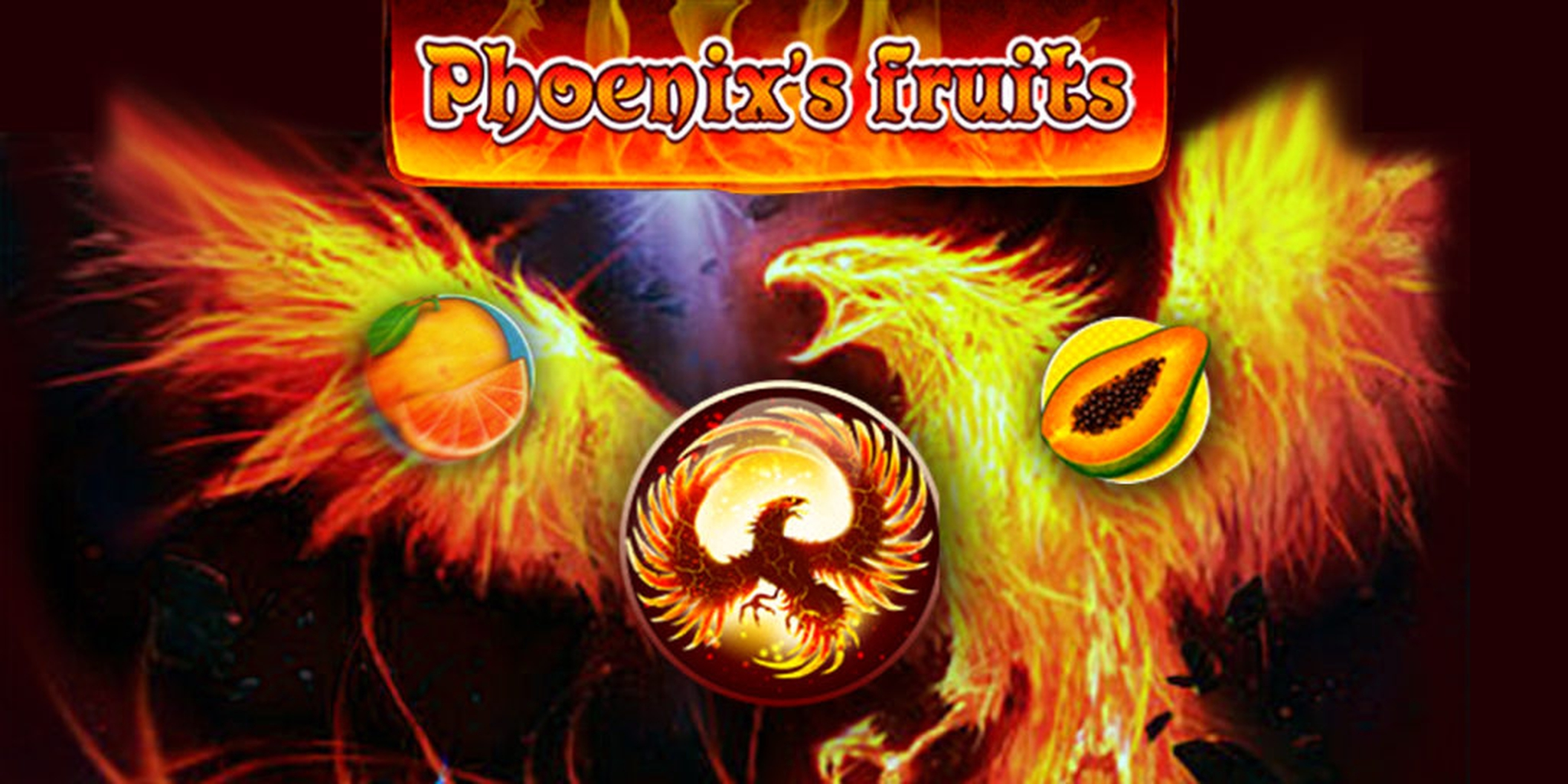 Phoenix's Fruits Online Slot Demo Game by Inbet Games