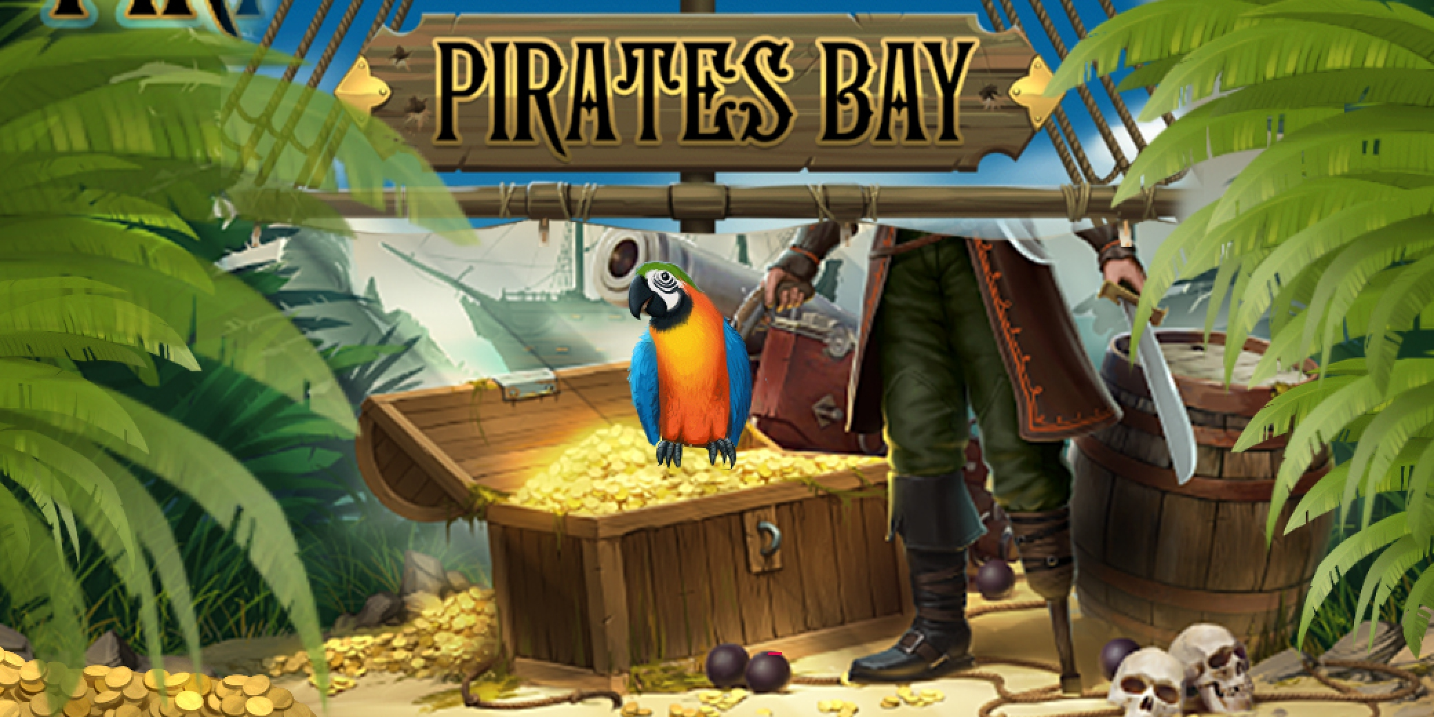 Pirates Bay Online Slot Demo Game by Inbet Games