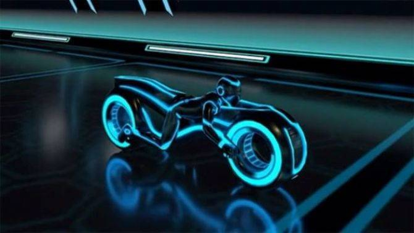 Tron 3D Online Slot Demo Game by Inbet Games