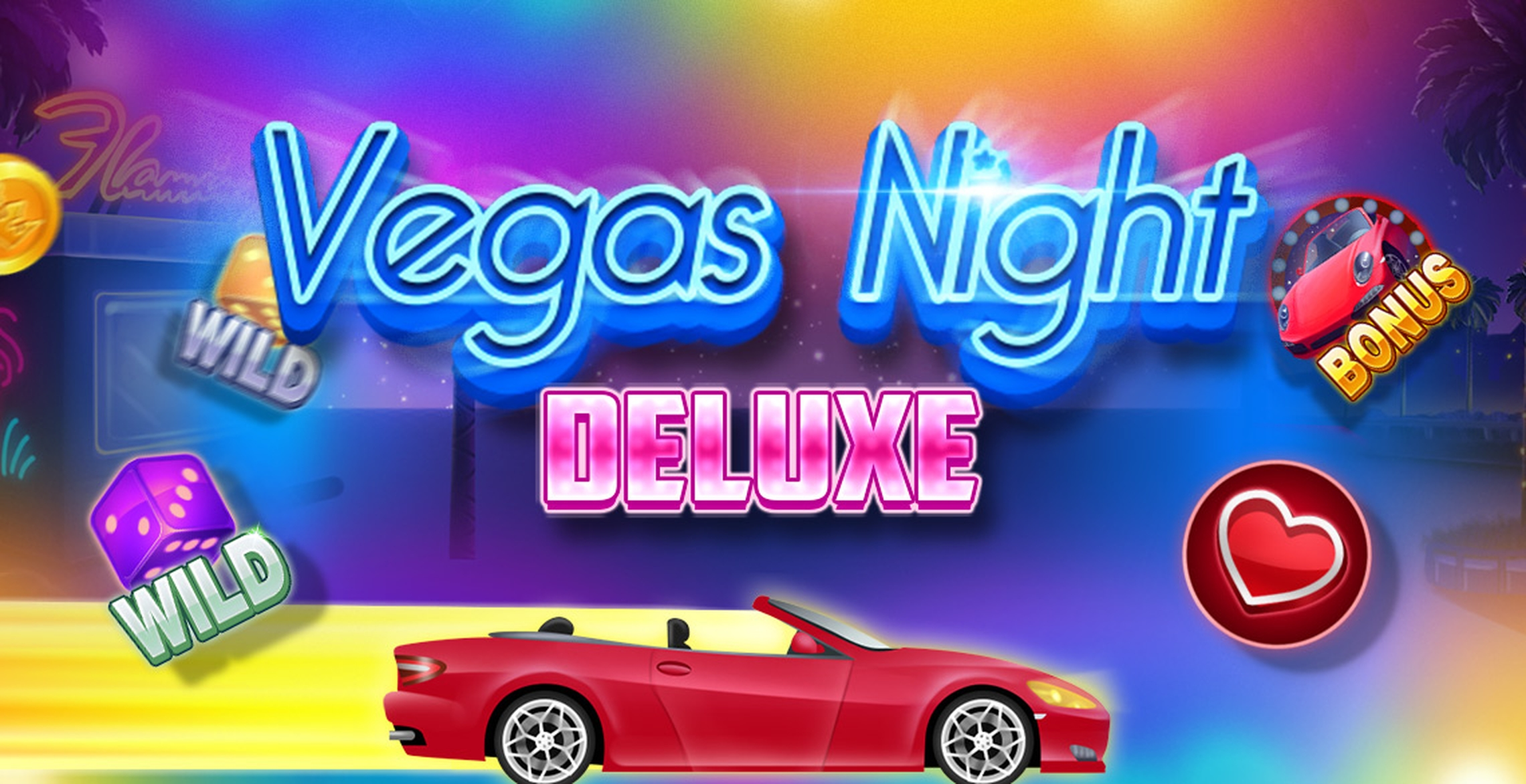 Vegas Night Deluxe Online Slot Demo Game by Inbet Games