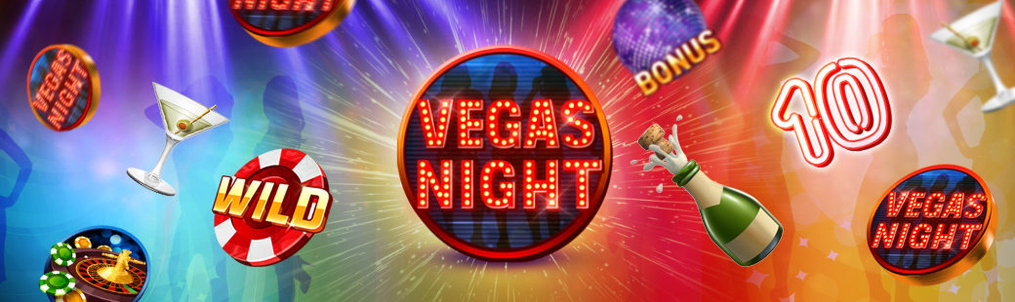 Vegas Night (InBet Games) Online Slot Demo Game by Inbet Games