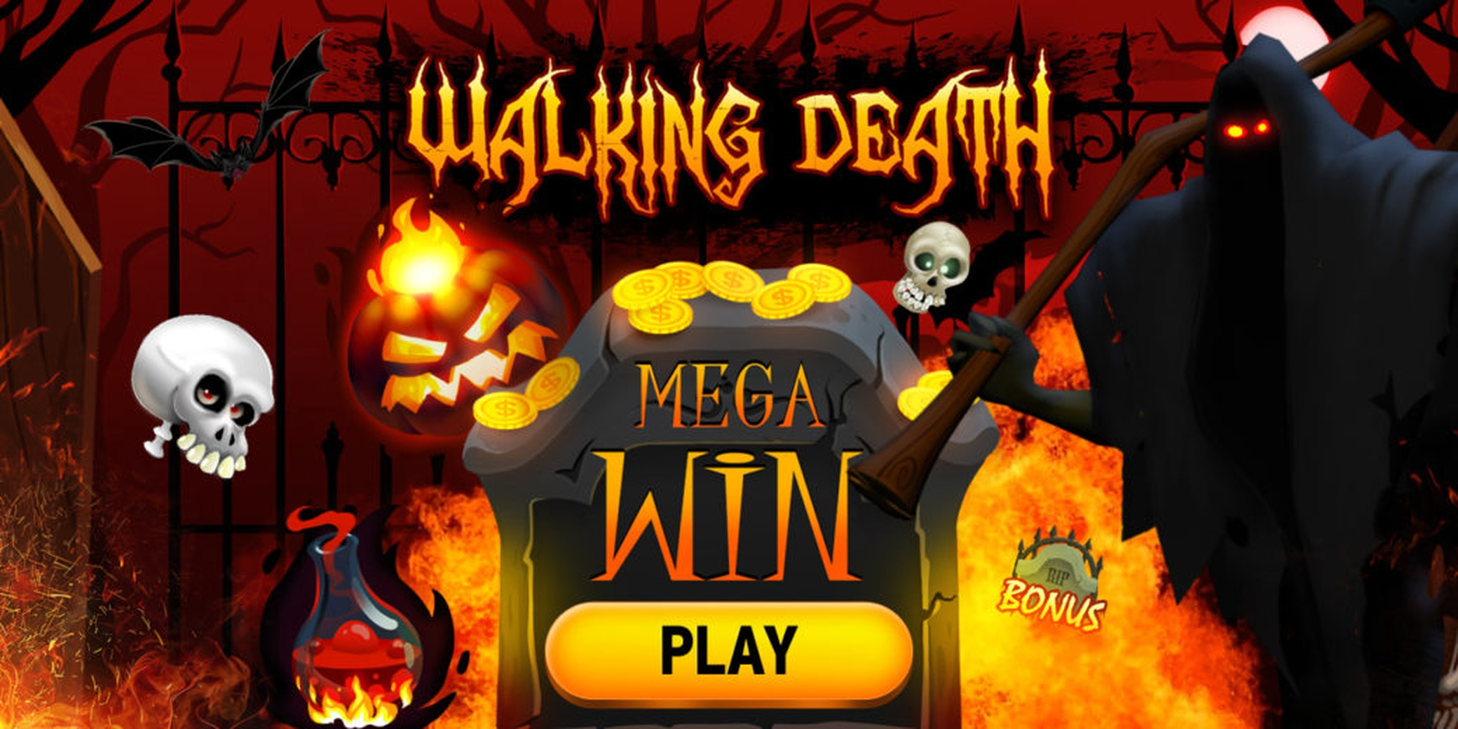 Walking Death Online Slot Demo Game by Inbet Games