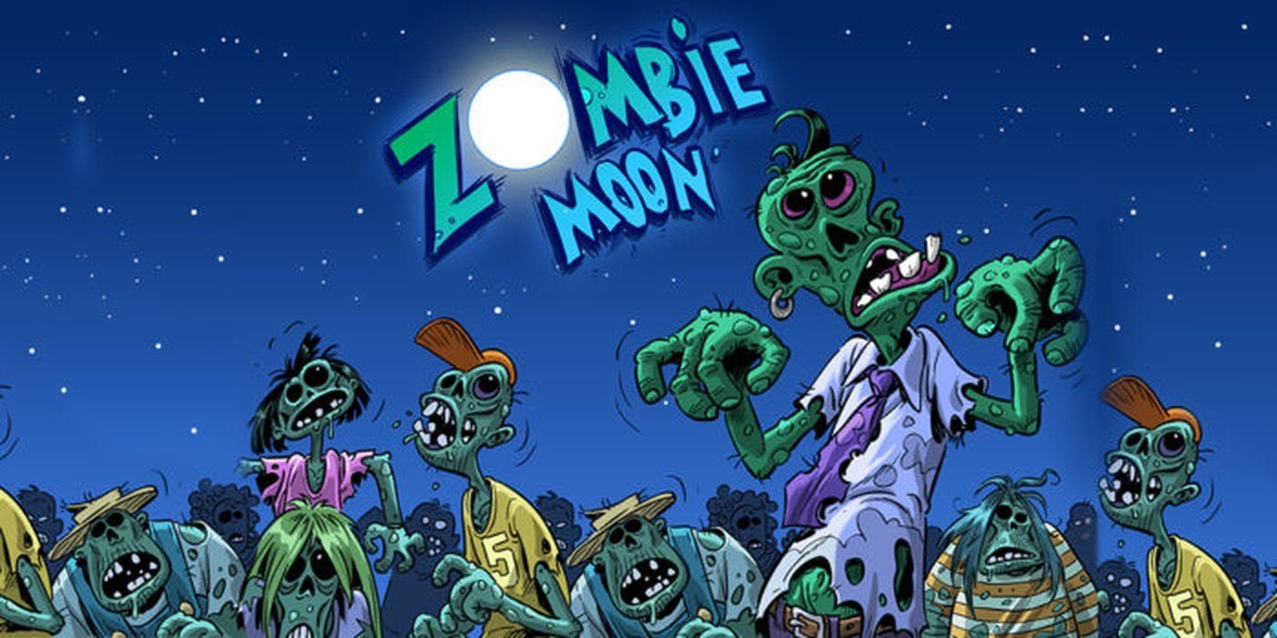 Zombie Moon Online Slot Demo Game by Inbet Games
