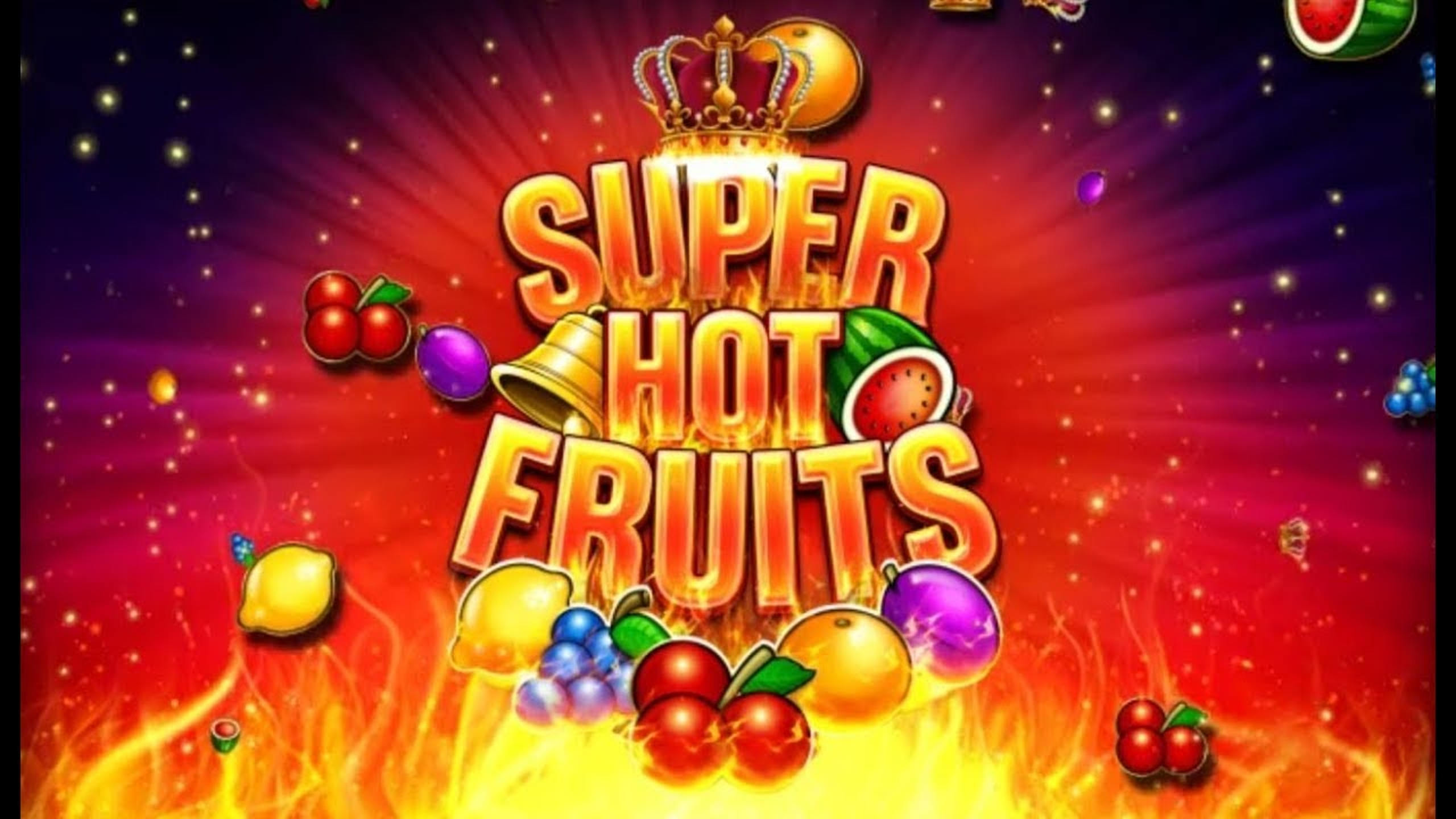 Super Hot Fruits Online Slot Demo Game by Inspired Gaming