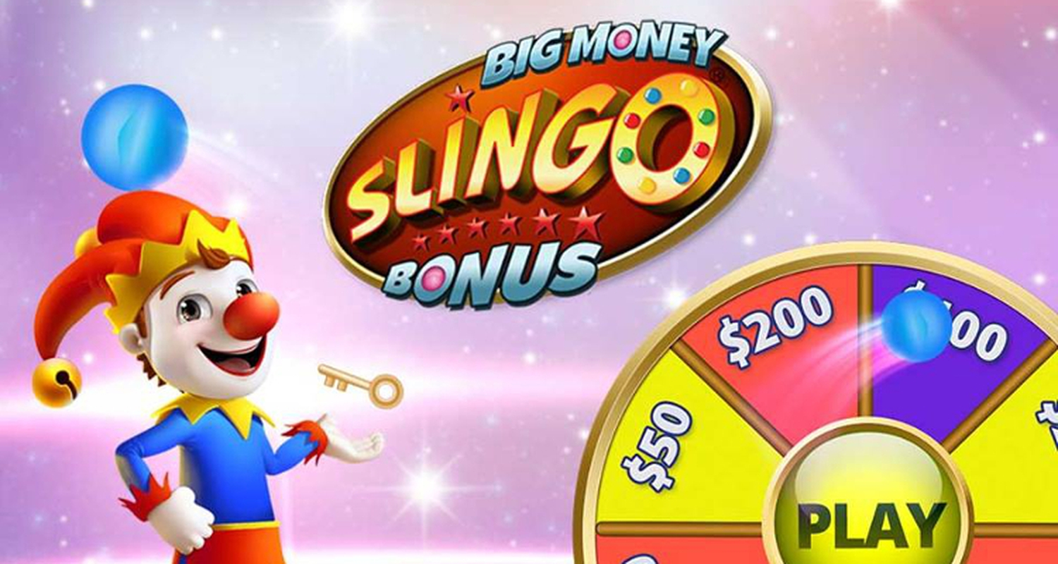Win Money in Big Money Slingo Free Slot Game by IWG