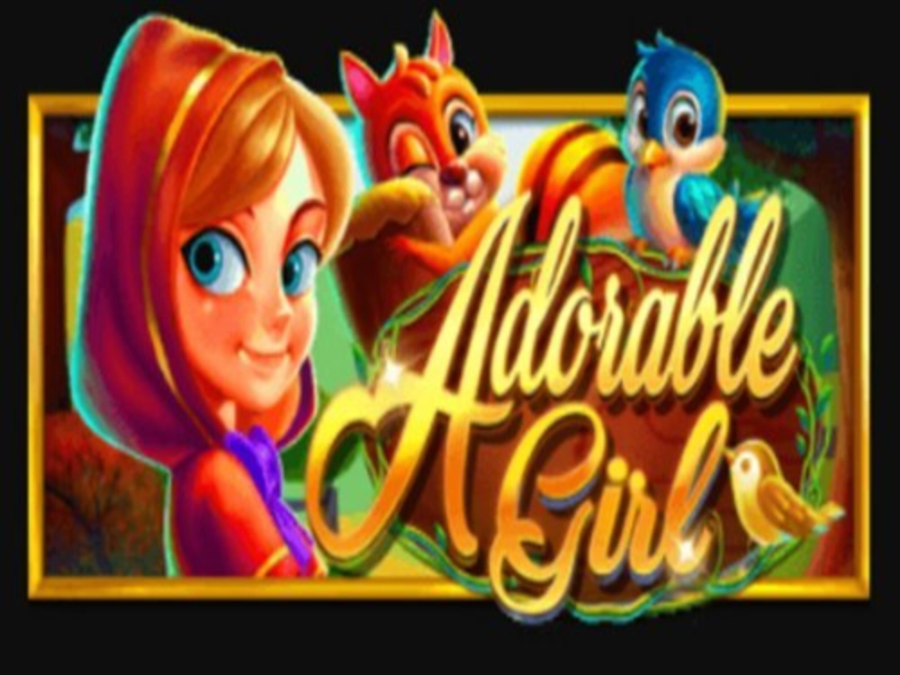 Adorable Girl Online Slot Demo Game by PlayStar
