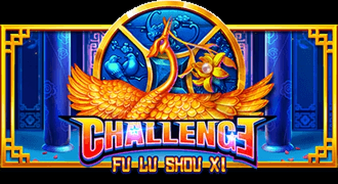 The Challenge Fu Lu Shou Xi Online Slot Demo Game by PlayStar