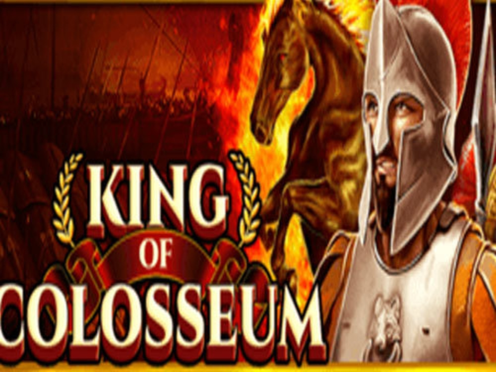 The King Of Colosseum Online Slot Demo Game by PlayStar