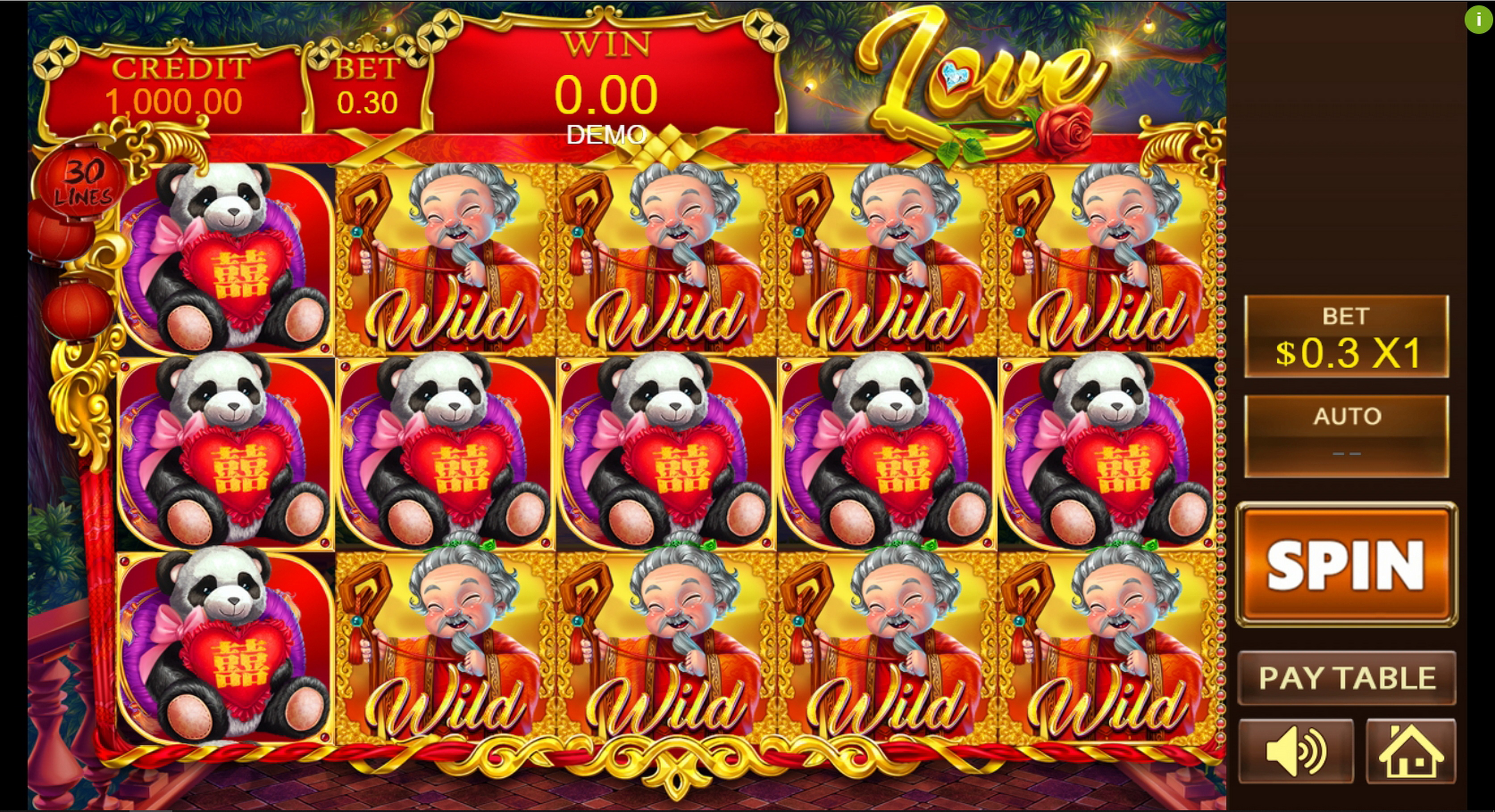 Reels in Love (PlayStar) Slot Game by PlayStar