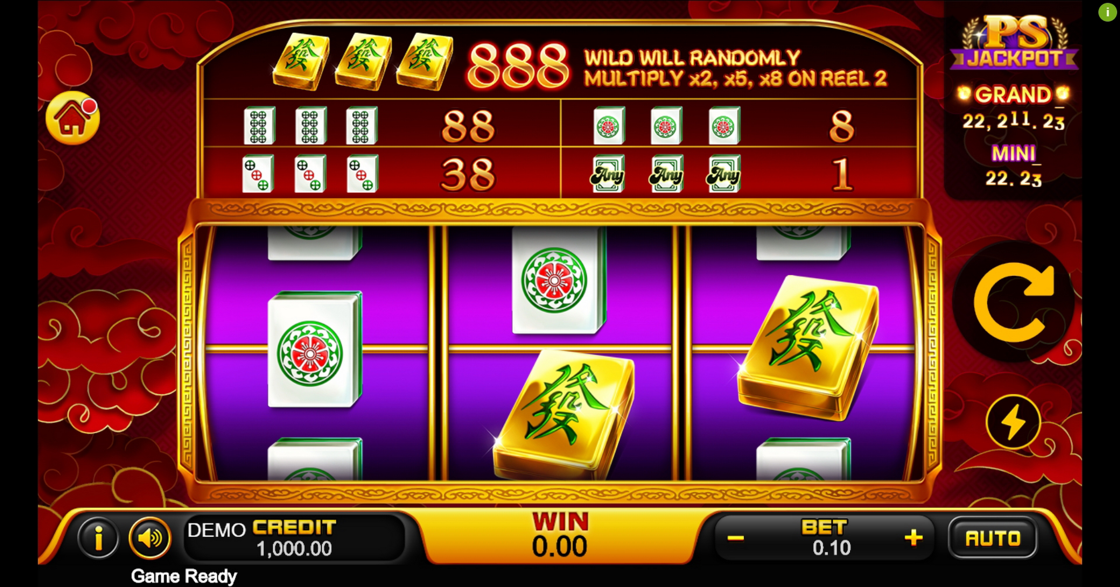 Reels in What The FA Slot Game by PlayStar