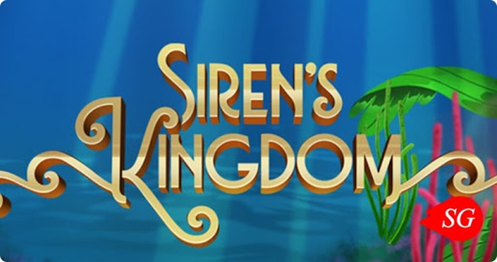 Siren's Kingdom Online Slot Demo Game by Iron Dog Studios
