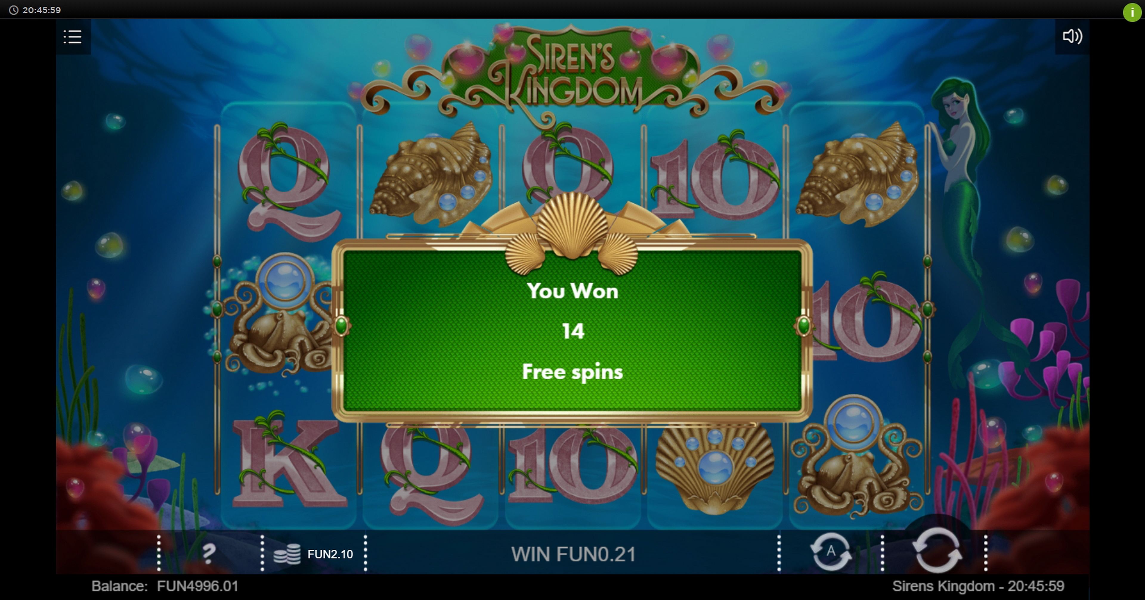 Dolphin Gold Slot Machine