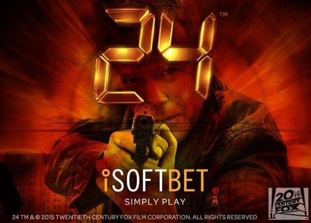 24 Online Slot Demo Game by iSoftBet