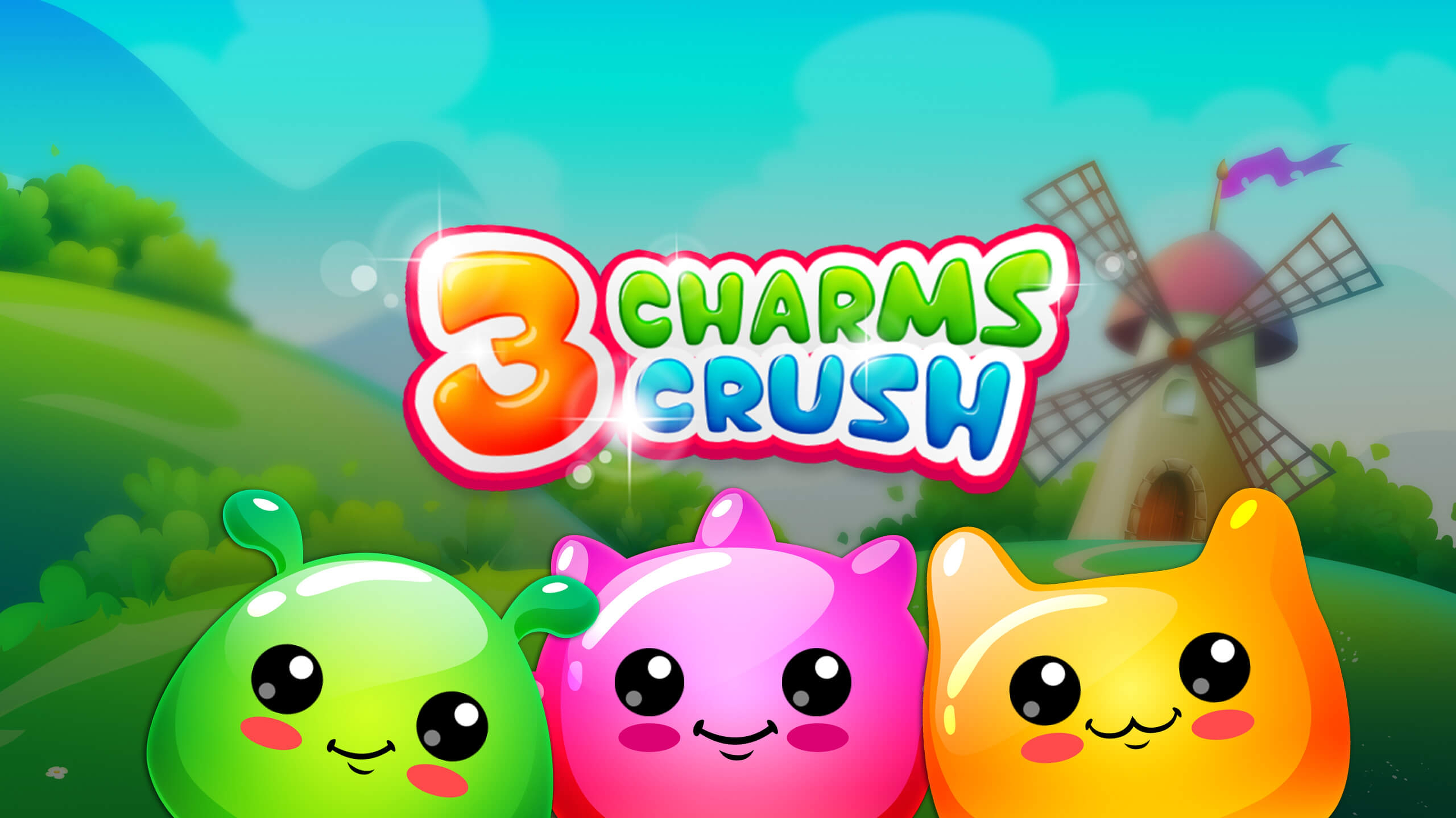 The 3 Charms Crush Online Slot Demo Game by iSoftBet