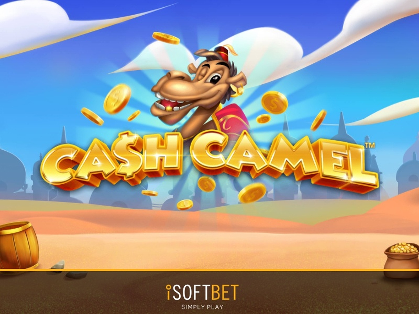 The Cash Camel Online Slot Demo Game by iSoftBet