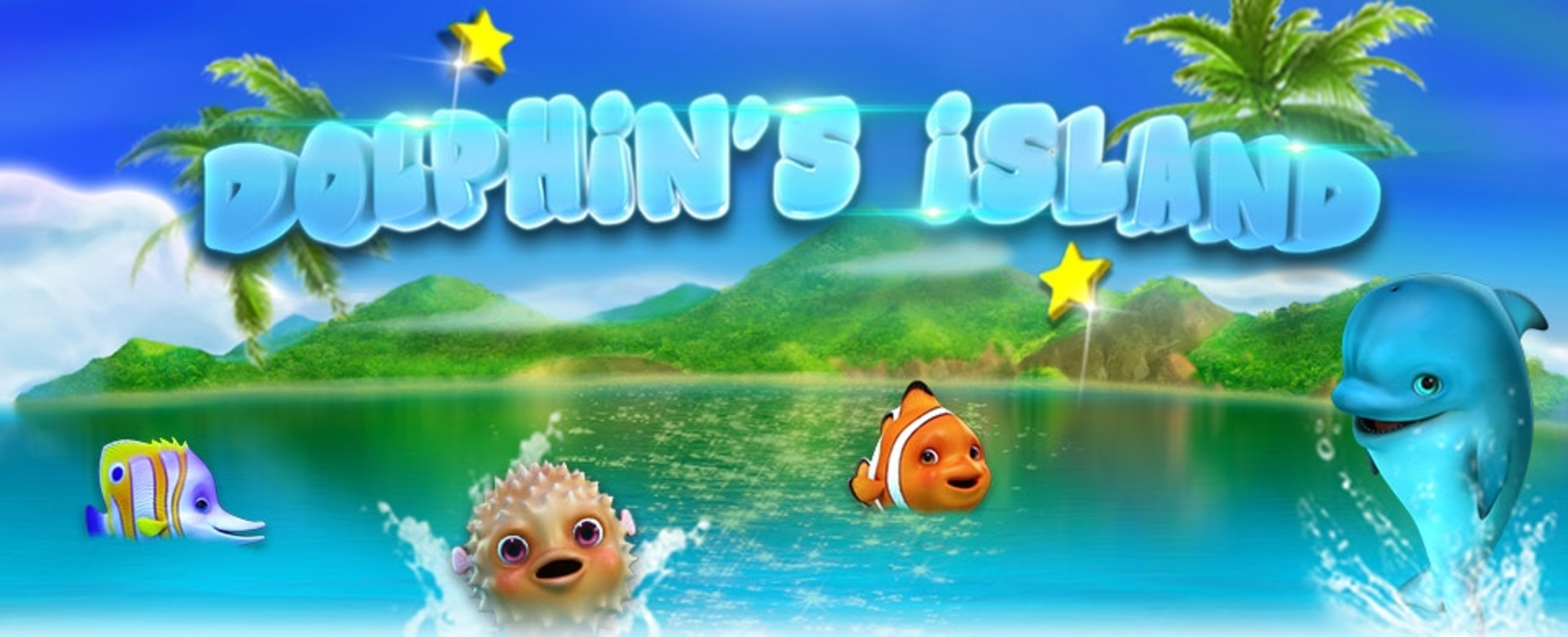 Dolphin's Island Online Slot Demo Game by iSoftBet
