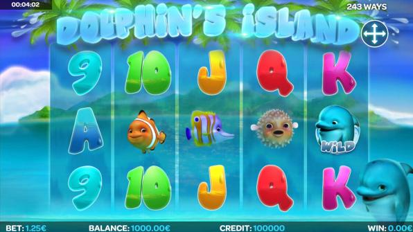 Dolphin Gold Slot Free Play No Download