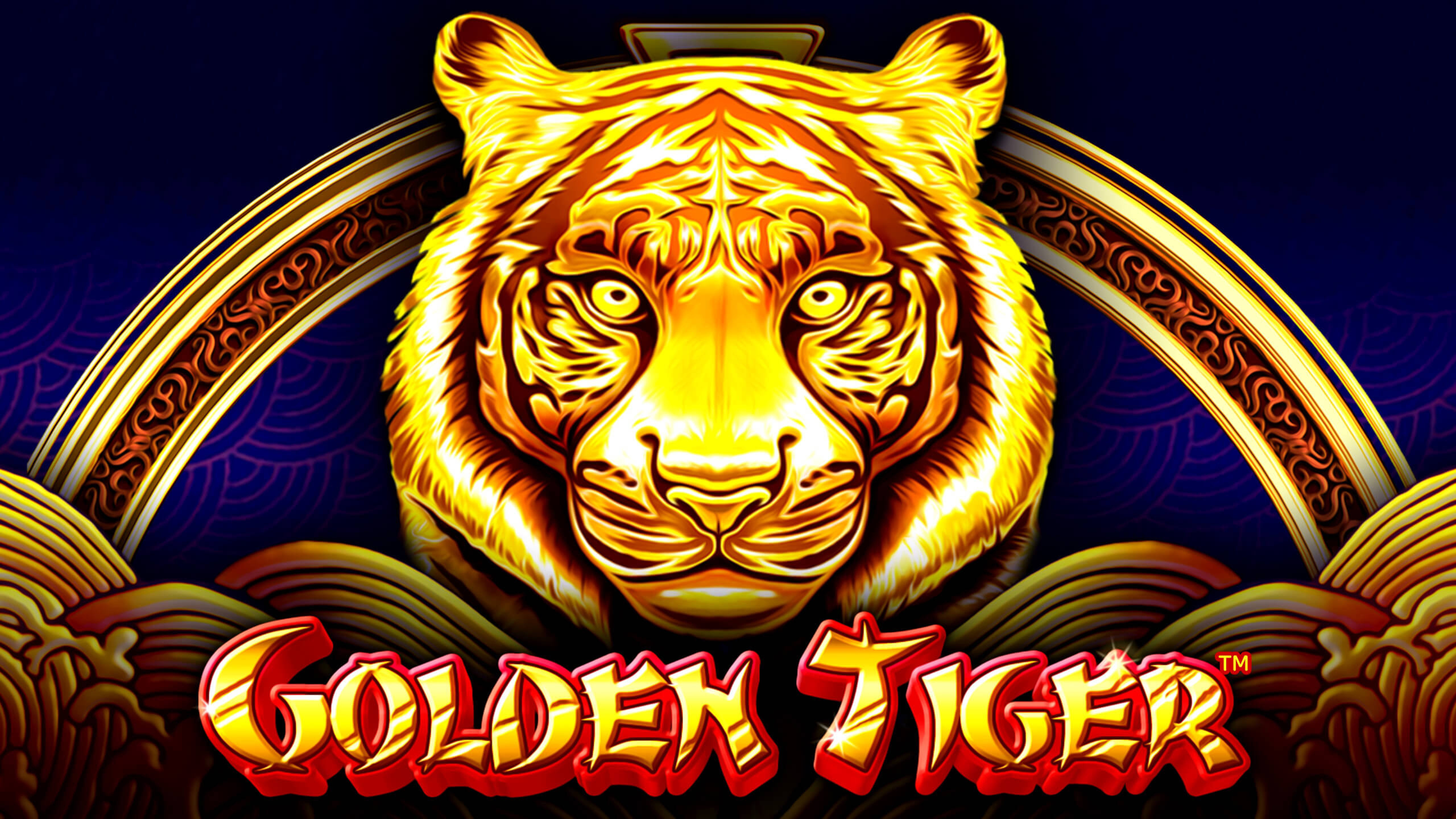 The Golden Tiger Online Slot Demo Game by iSoftBet