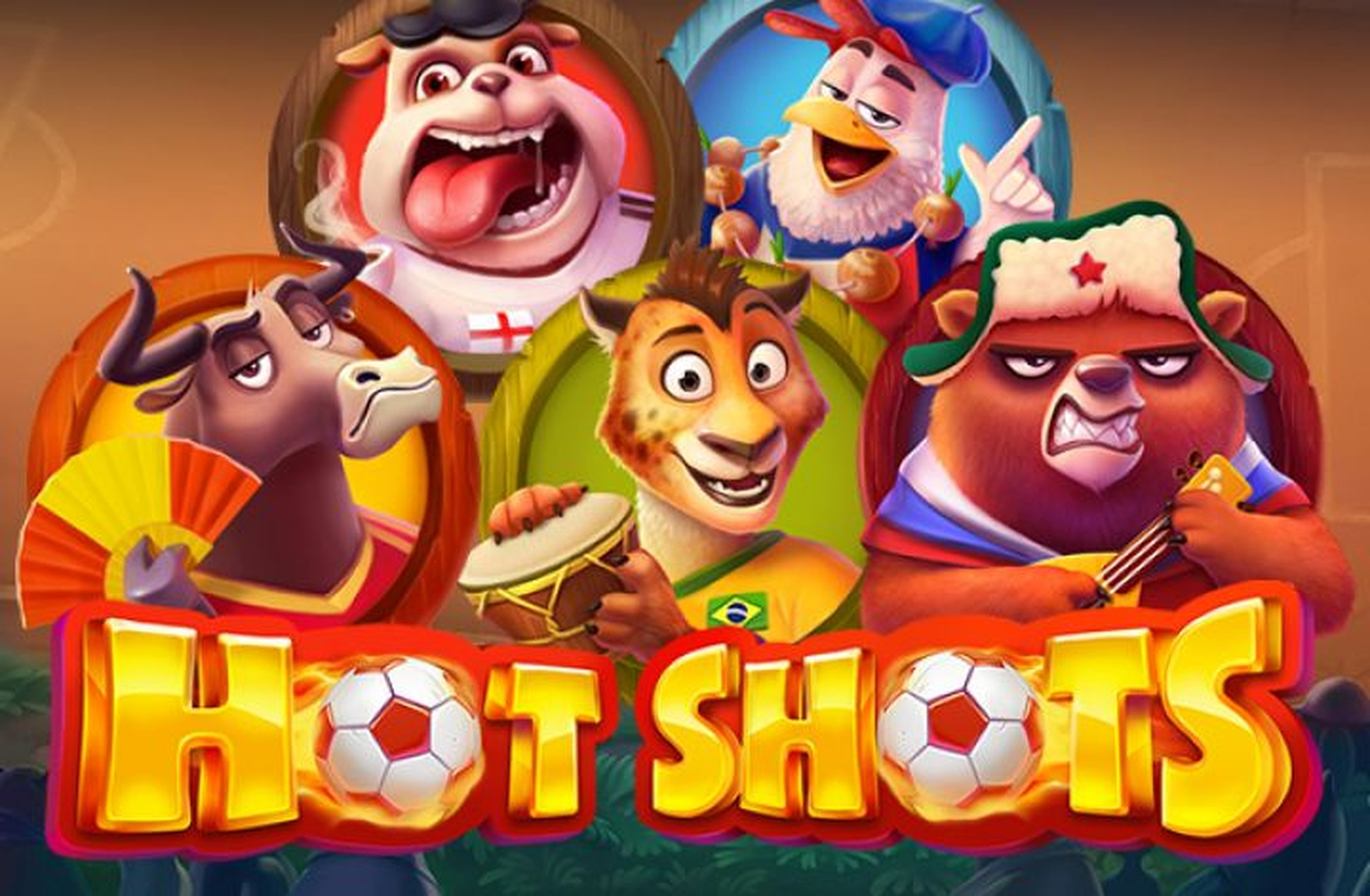 The Hot Shots Online Slot Demo Game by iSoftBet