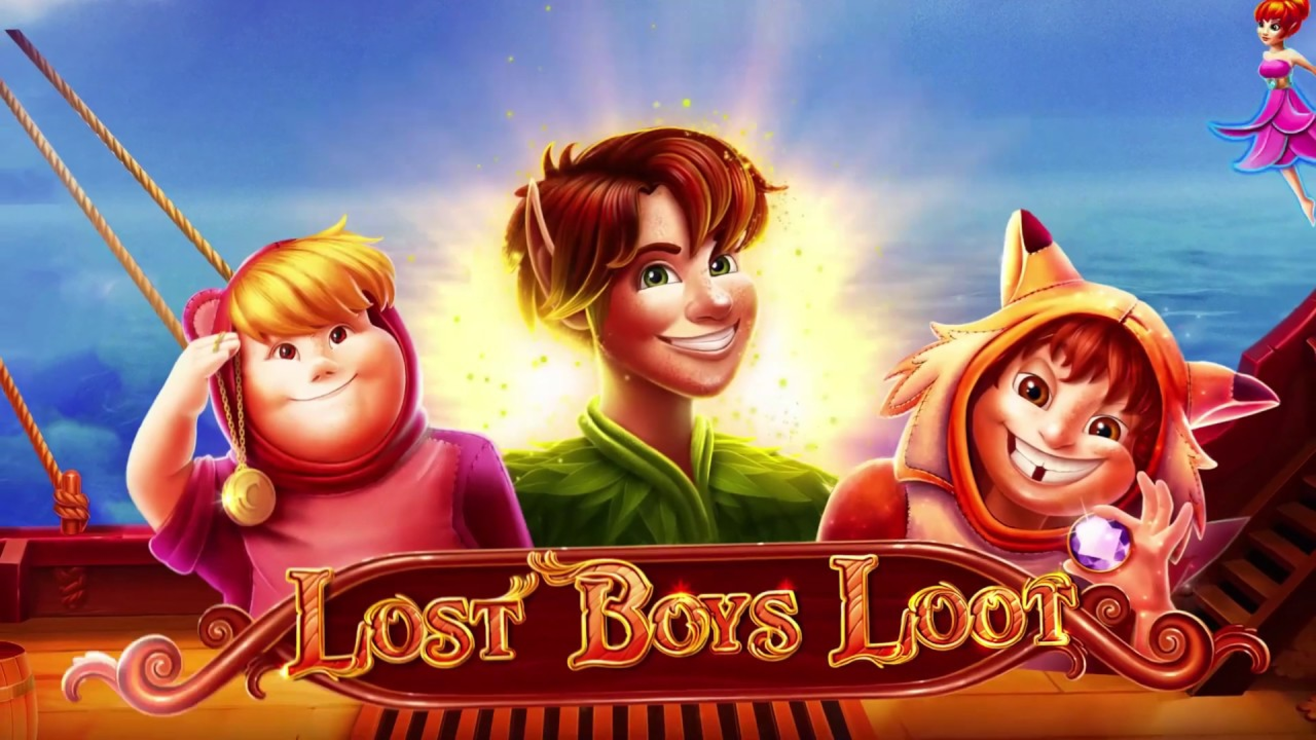 The Lost Boys Loot Online Slot Demo Game by iSoftBet