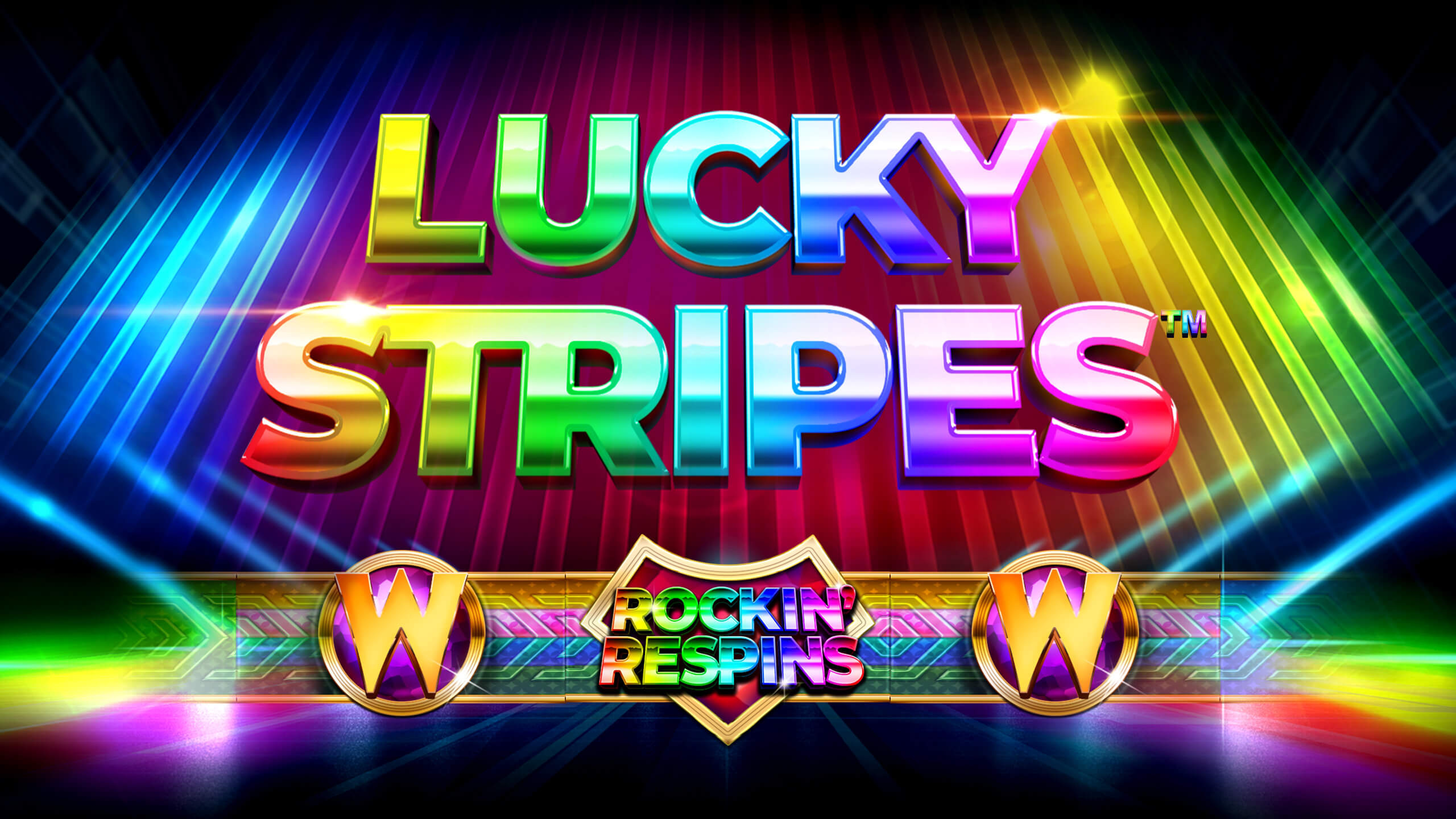 The Lucky Stripes Online Slot Demo Game by iSoftBet