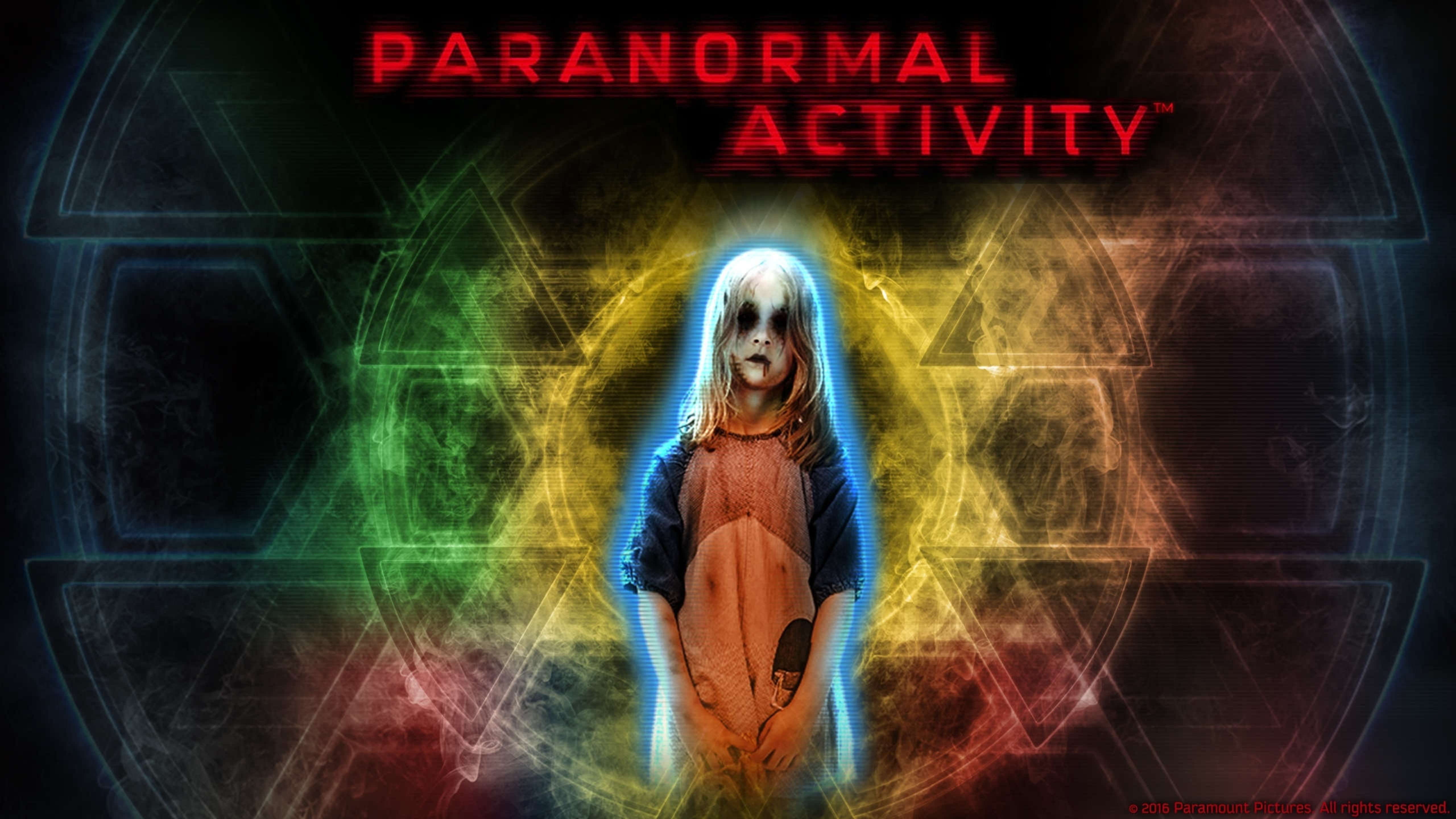 The Paranormal Activity Online Slot Demo Game by iSoftBet