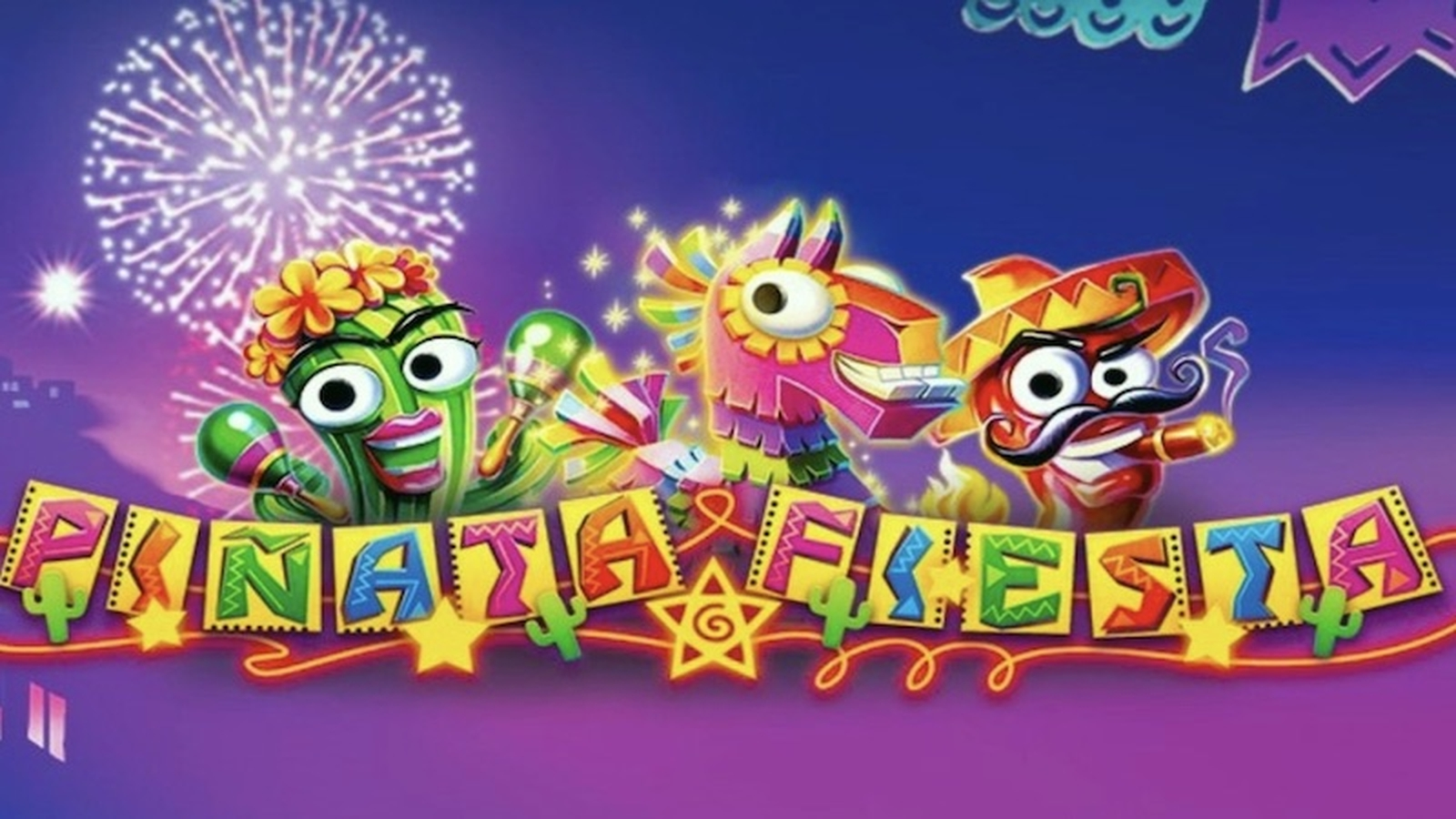 The Pinata Fiesta Online Slot Demo Game by iSoftBet