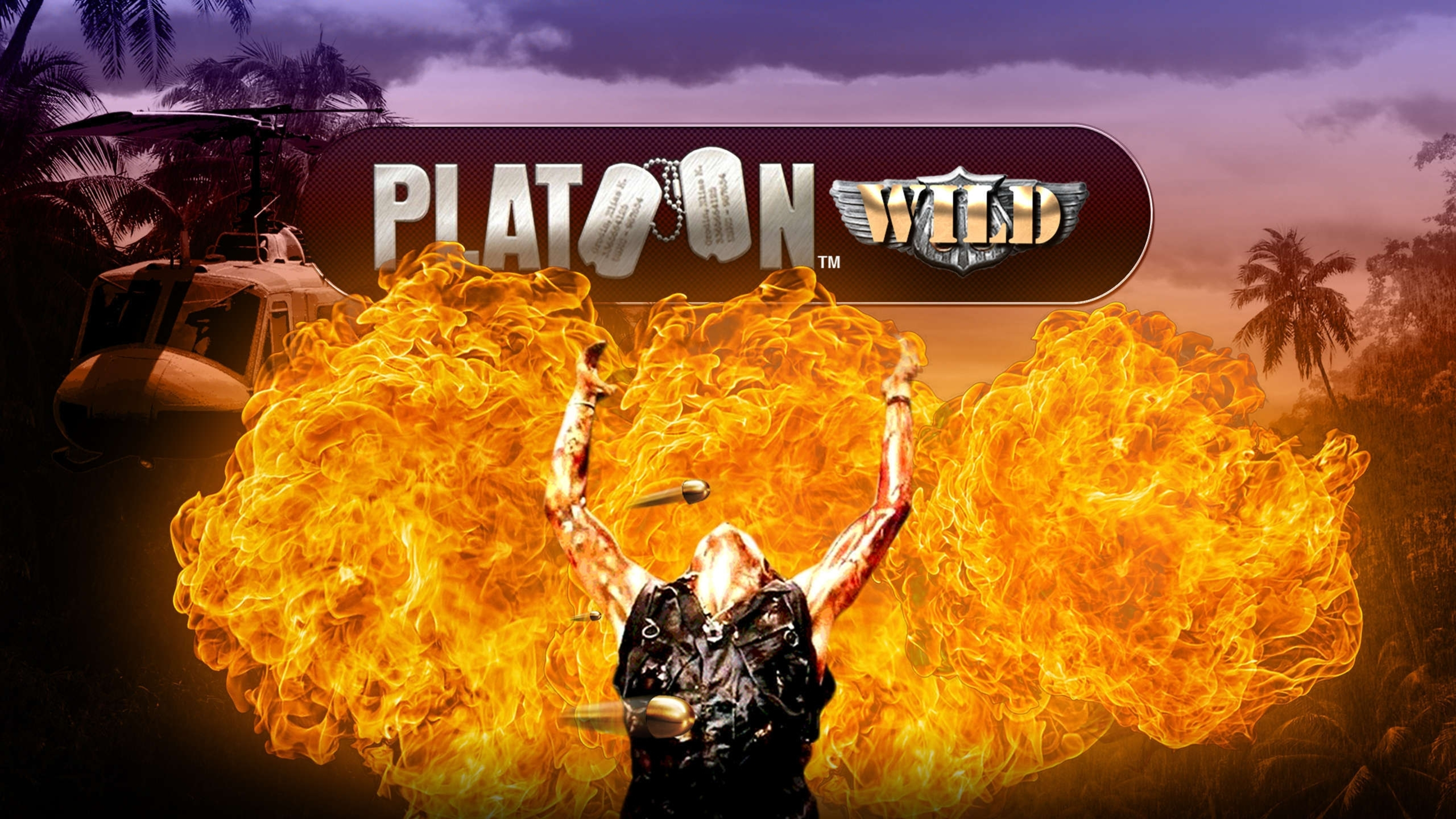 Platoon Online Slot Demo Game by iSoftBet
