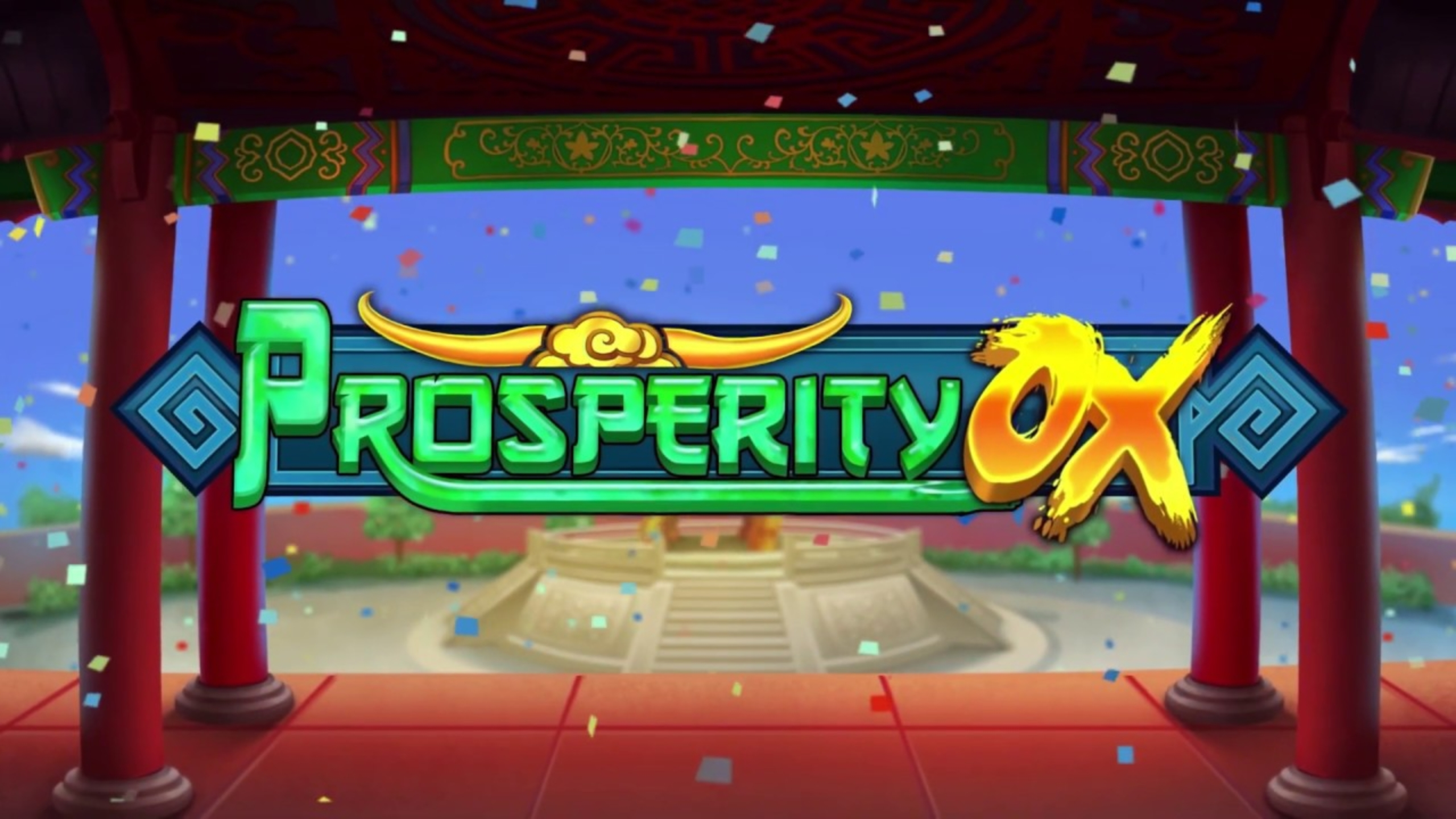 The Prosperity Ox Online Slot Demo Game by iSoftBet