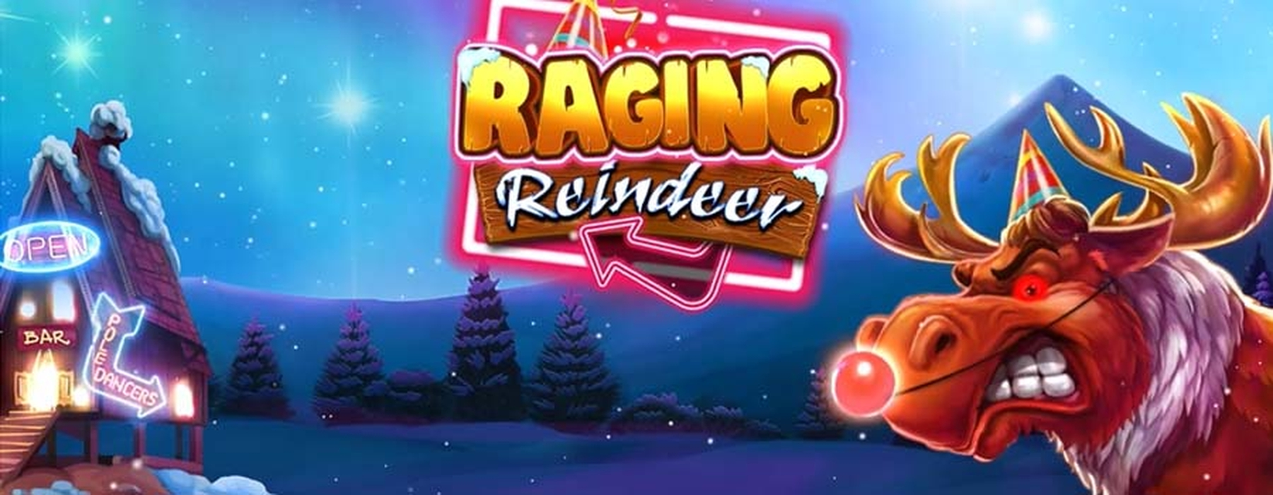 The Raging Reindeer Online Slot Demo Game by iSoftBet