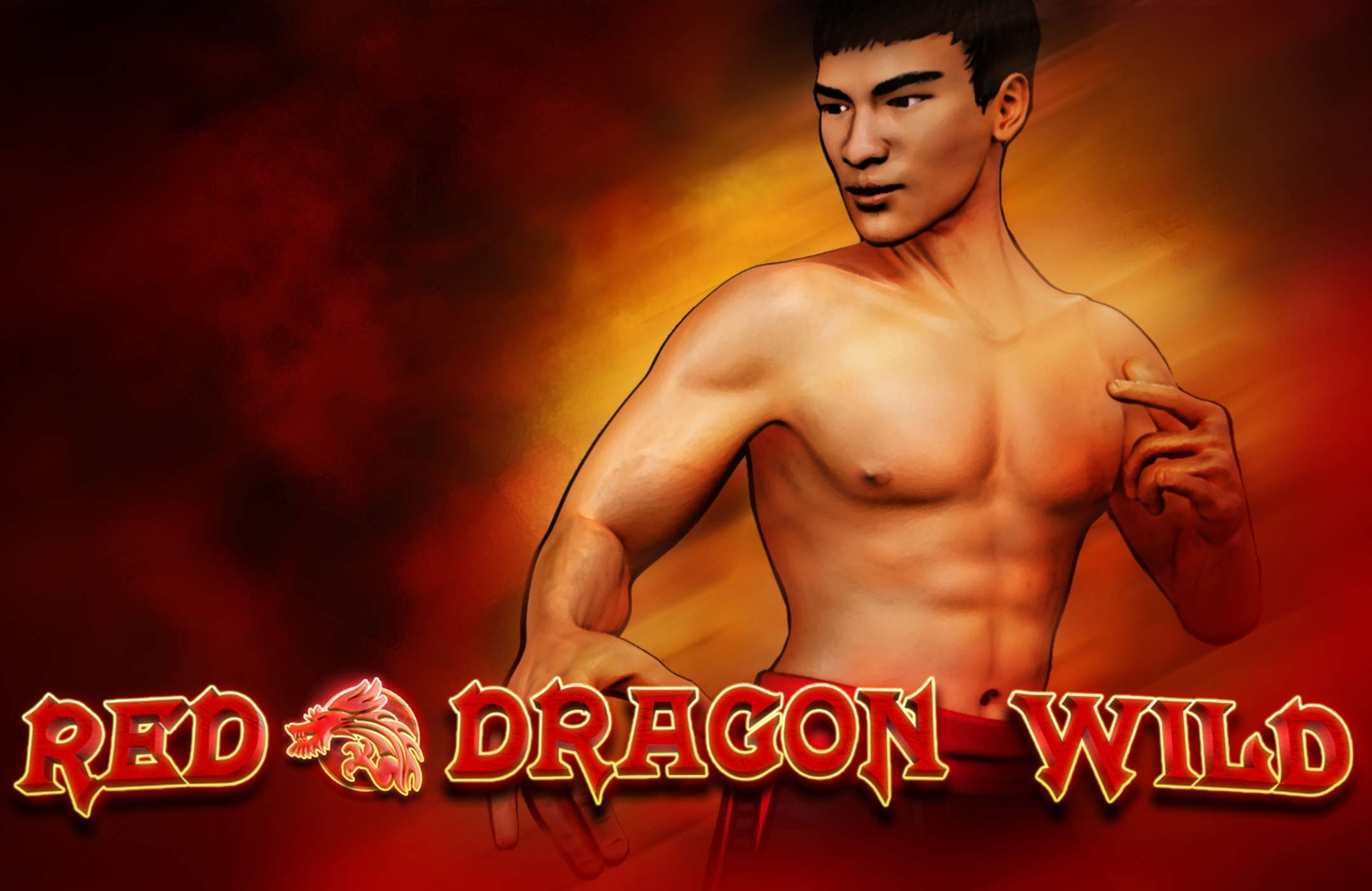 The Red Dragon Wild Online Slot Demo Game by iSoftBet
