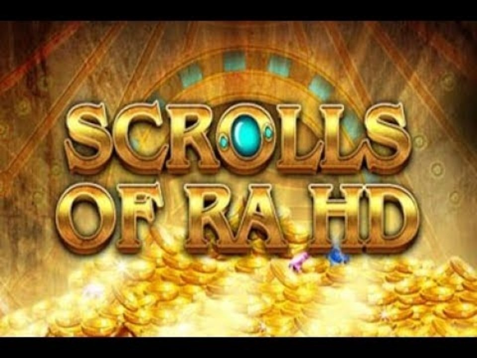 Scrolls of RA Online Slot Demo Game by iSoftBet