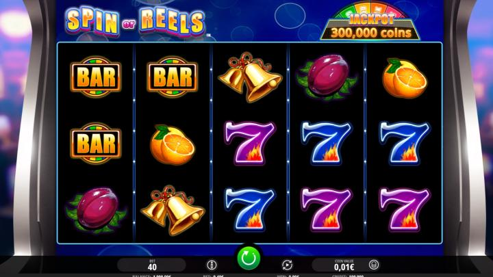 Spin or Reels HD Slot Machine